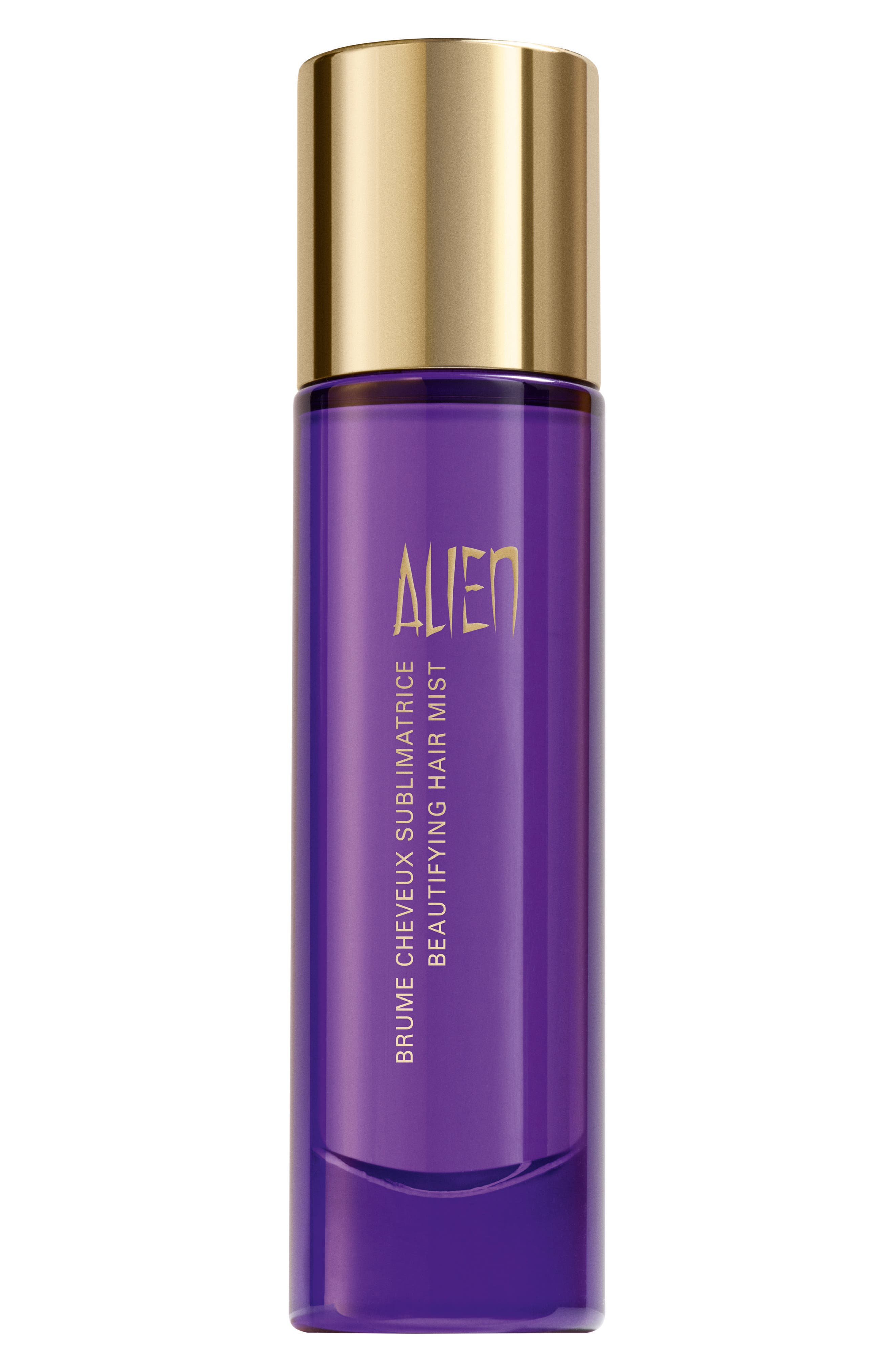 Alien by Mugler Beautifying Hair Mist,                             Main thumbnail 1, color,                             NO COLOR