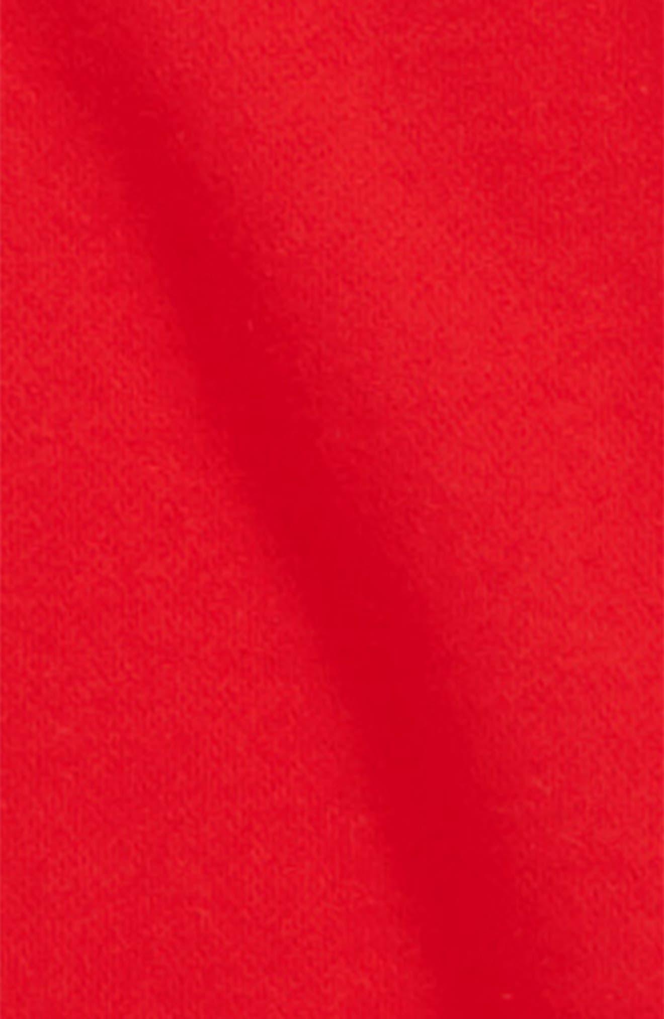 Classic Shep Quarter Zip Pullover,                             Alternate thumbnail 2, color,                             RED VELVET