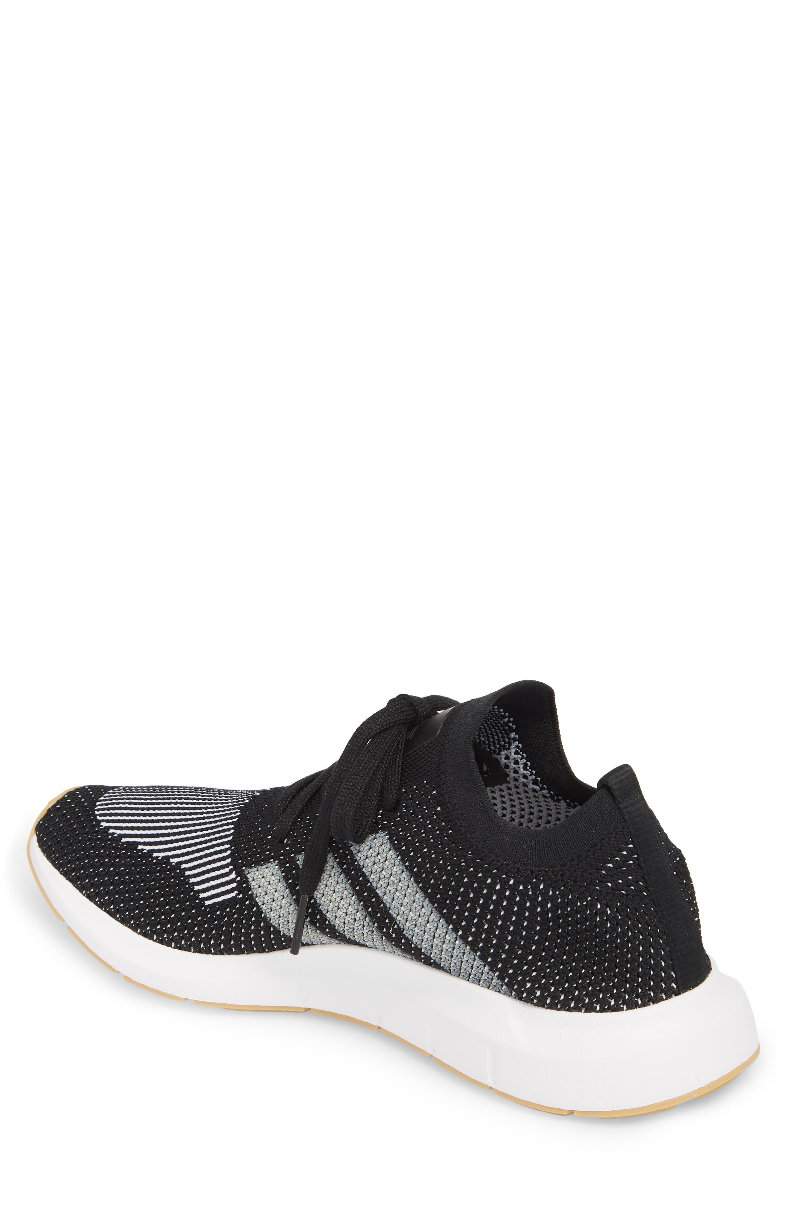 Swift Run Primeknit Sneaker,                             Alternate thumbnail 2, color,                             001