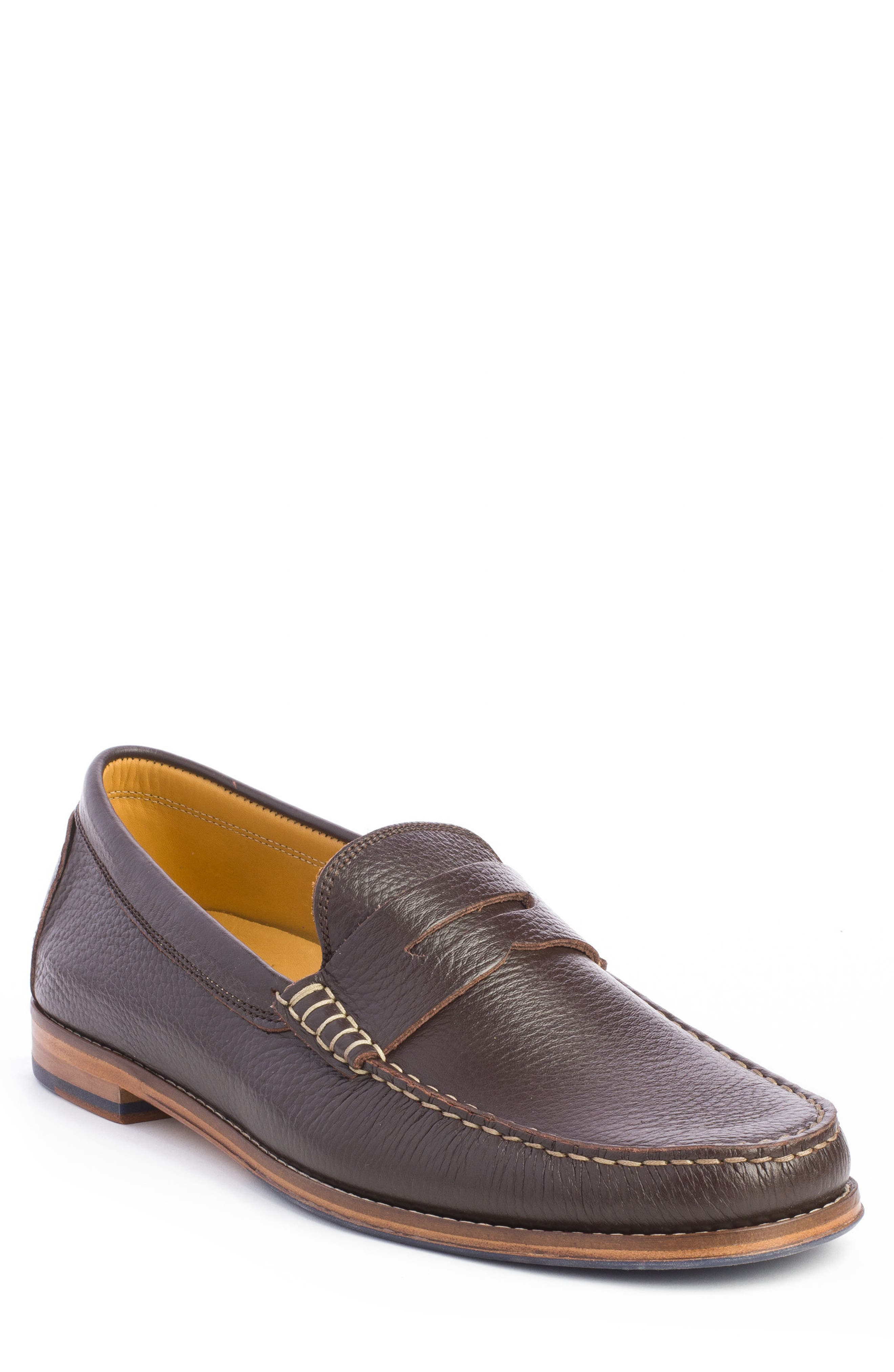 Ripleys Penny Loafer,                             Main thumbnail 1, color,                             BROWN