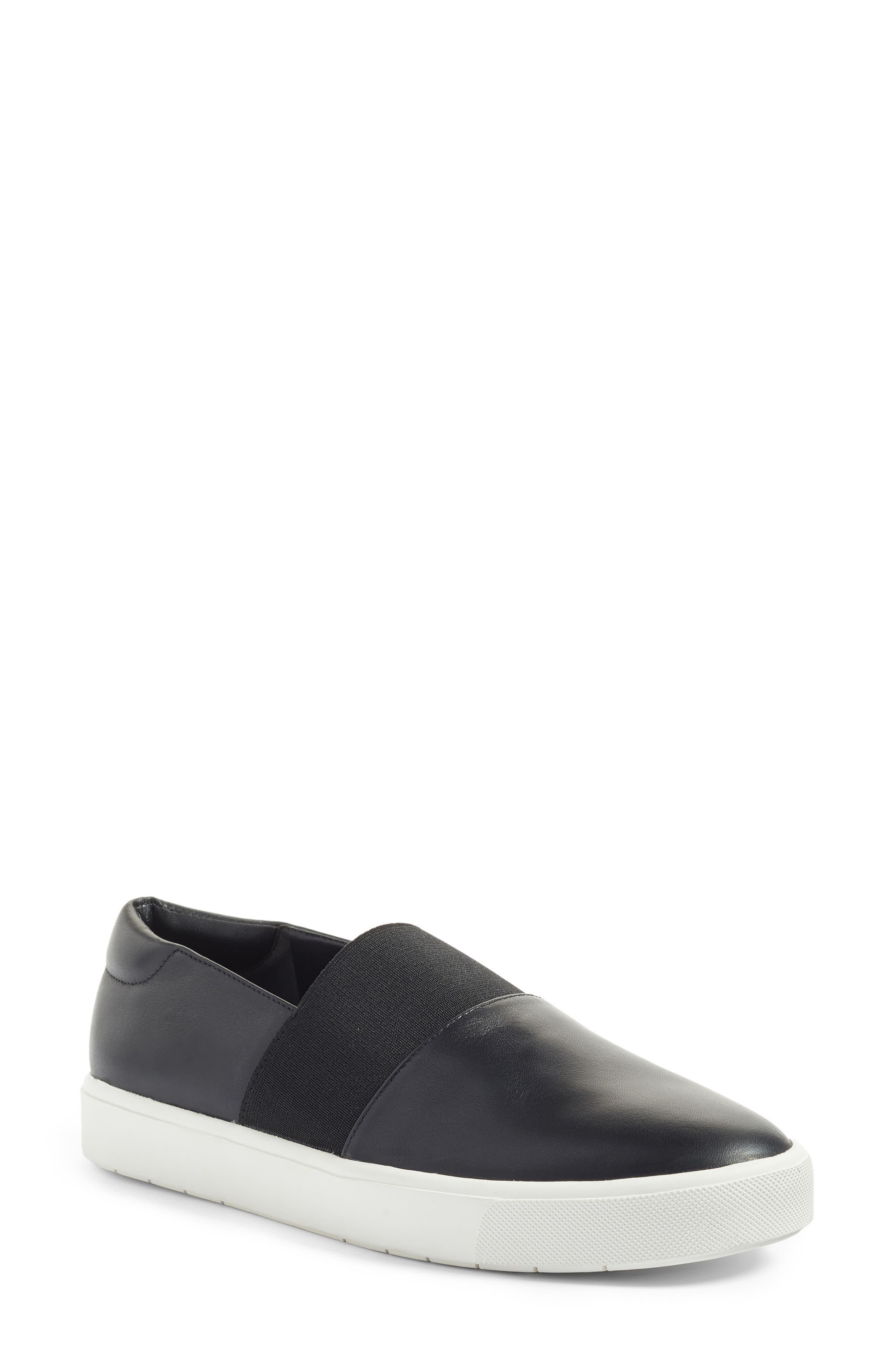 Corbin Slip-On Sneaker, Main, color, 001