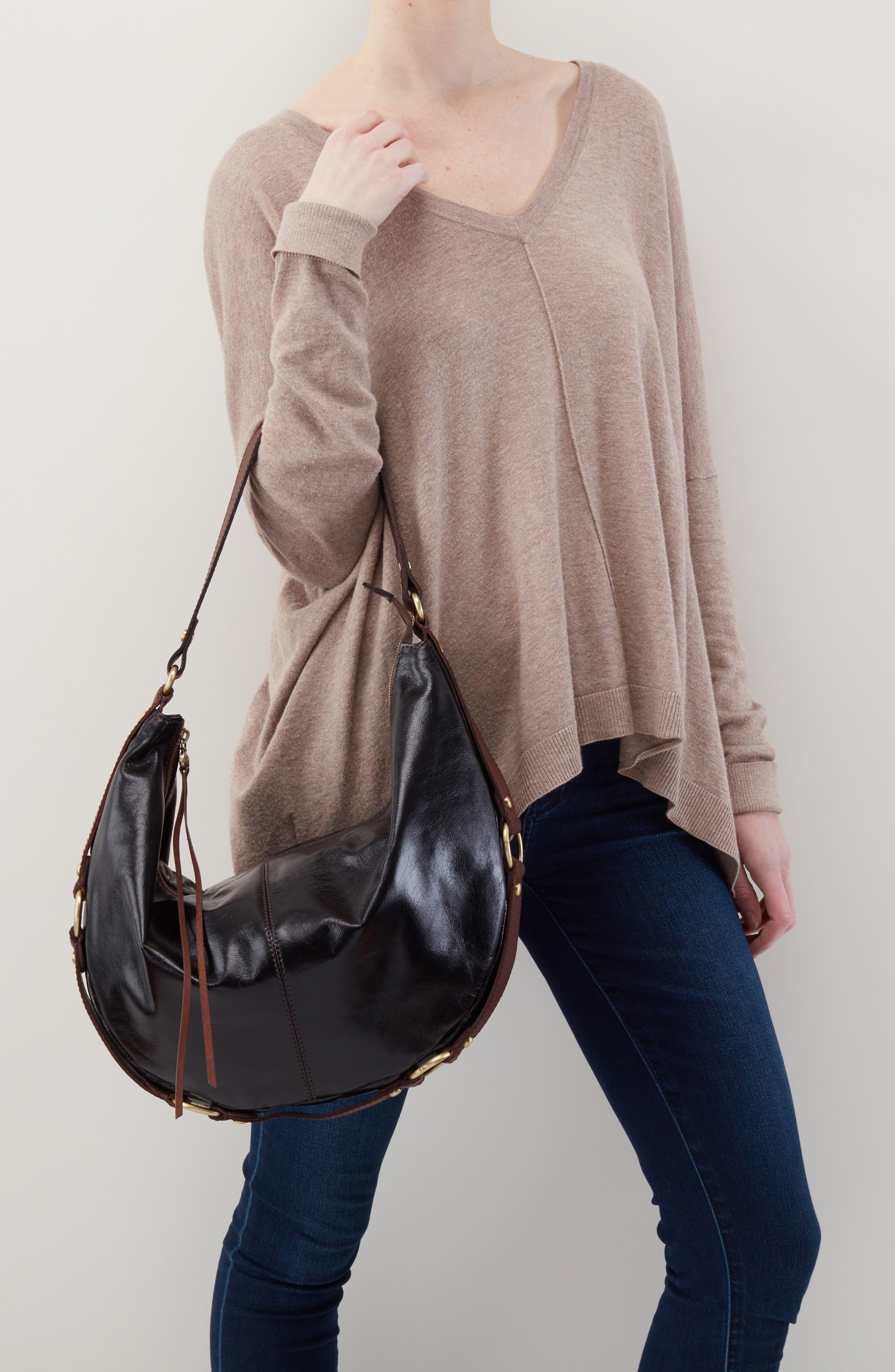 Rogue Shoulder Bag,                             Alternate thumbnail 2, color,                             BLACK