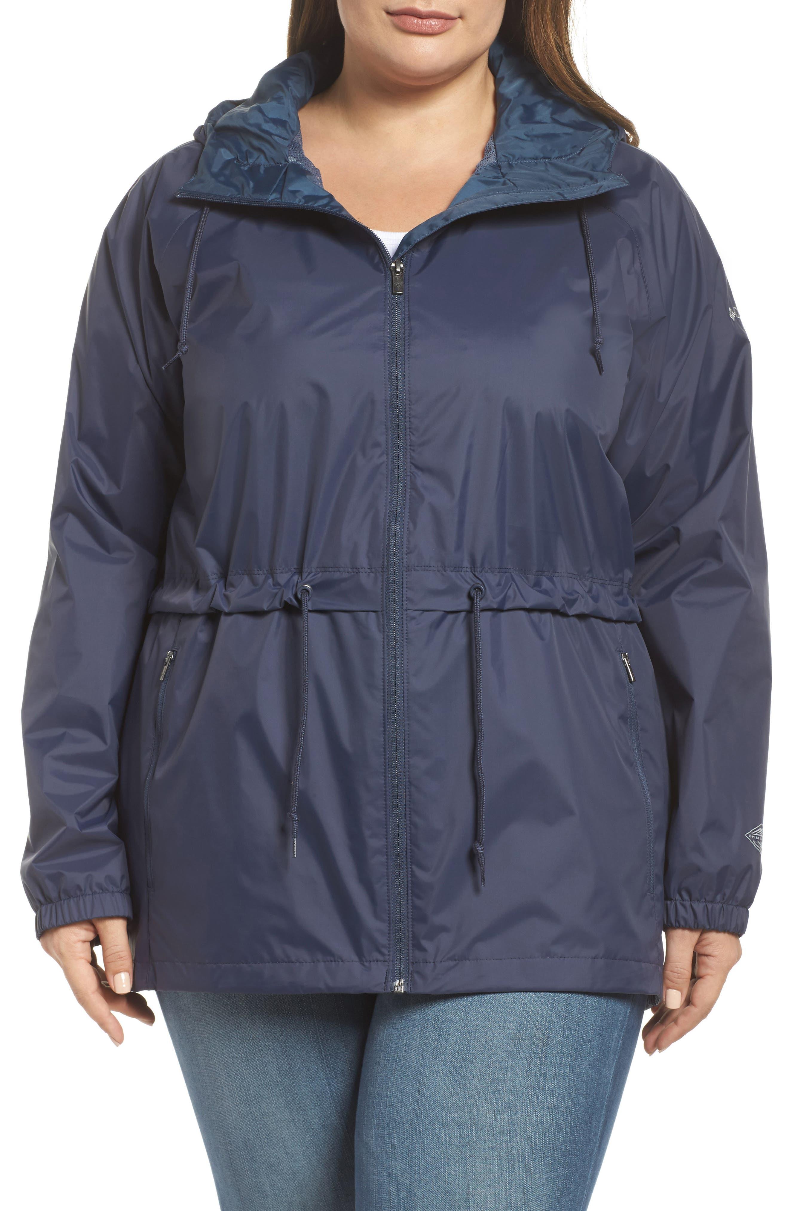 'Arcadia' Hooded Waterproof Casual Jacket,                             Alternate thumbnail 29, color,