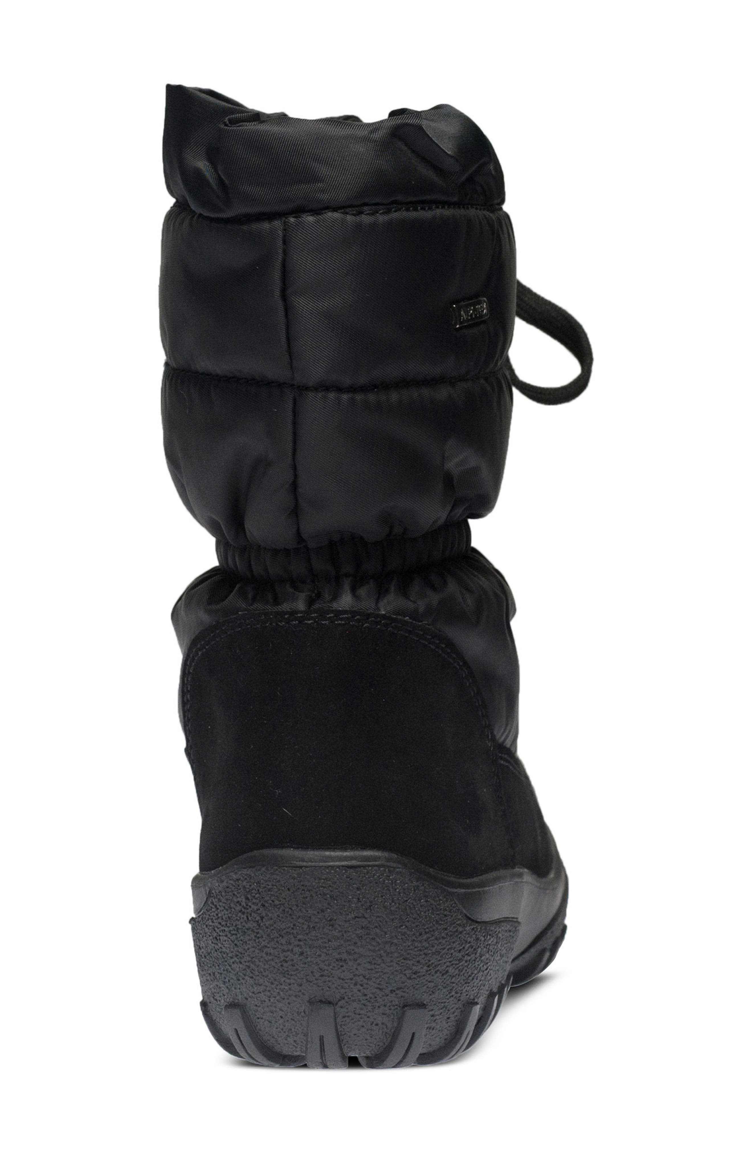 Lucerne Waterproof Drawstring Boot,                             Alternate thumbnail 11, color,