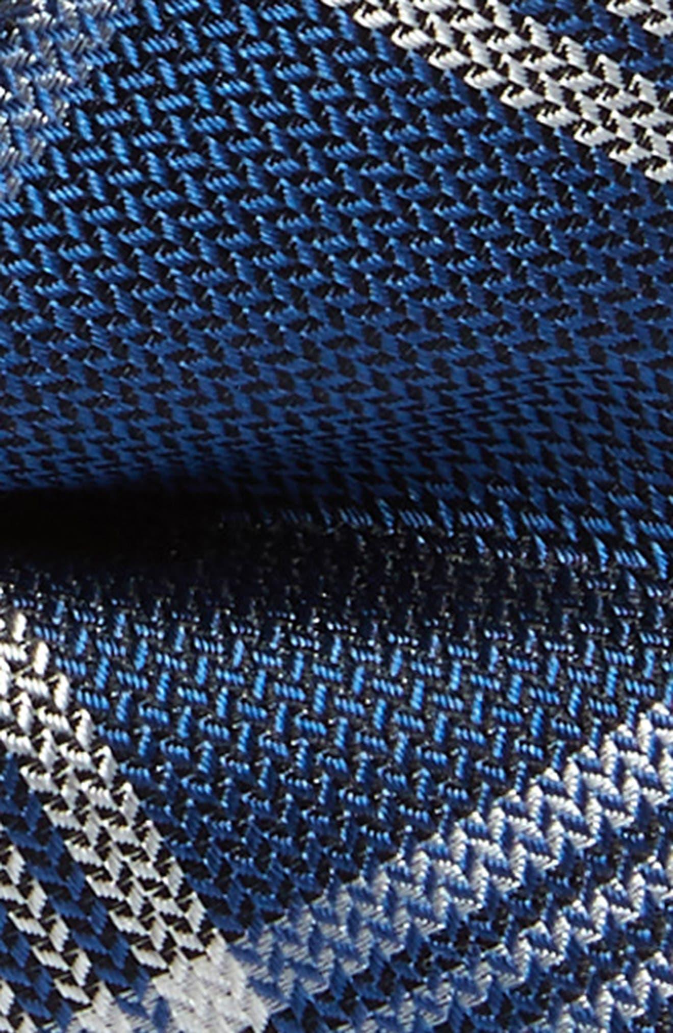 Plaid Silk Bow Tie,                             Alternate thumbnail 2, color,                             400