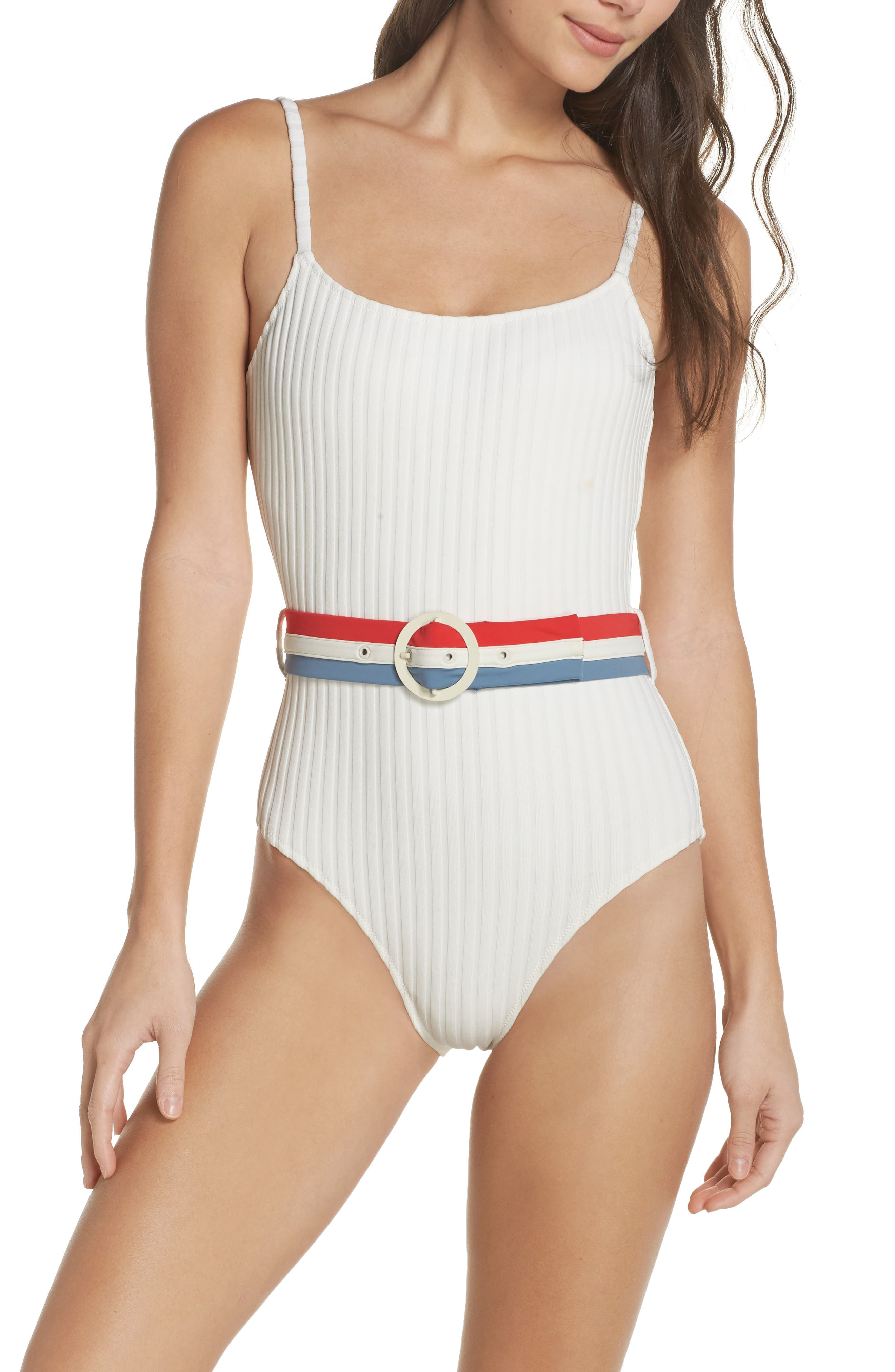 The Nina One-Piece Swimsuit,                         Main,                         color,