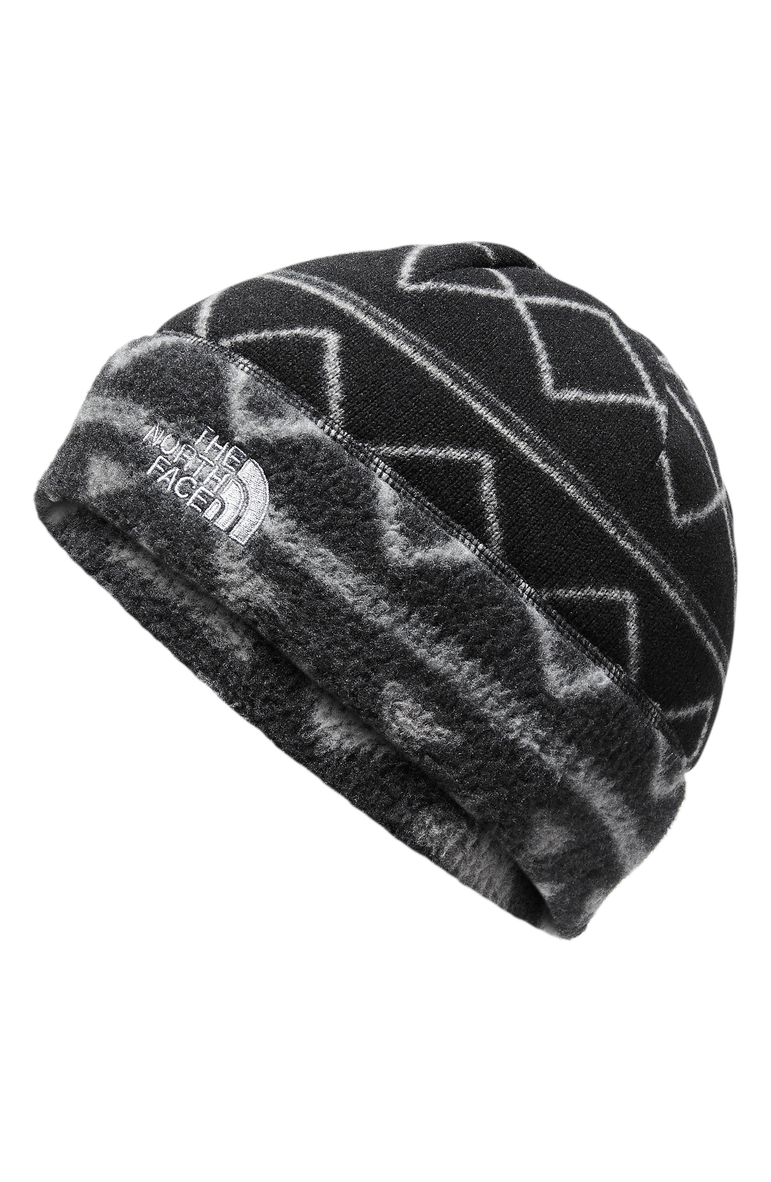 The North Face Sweater Fleece Beanie - Black