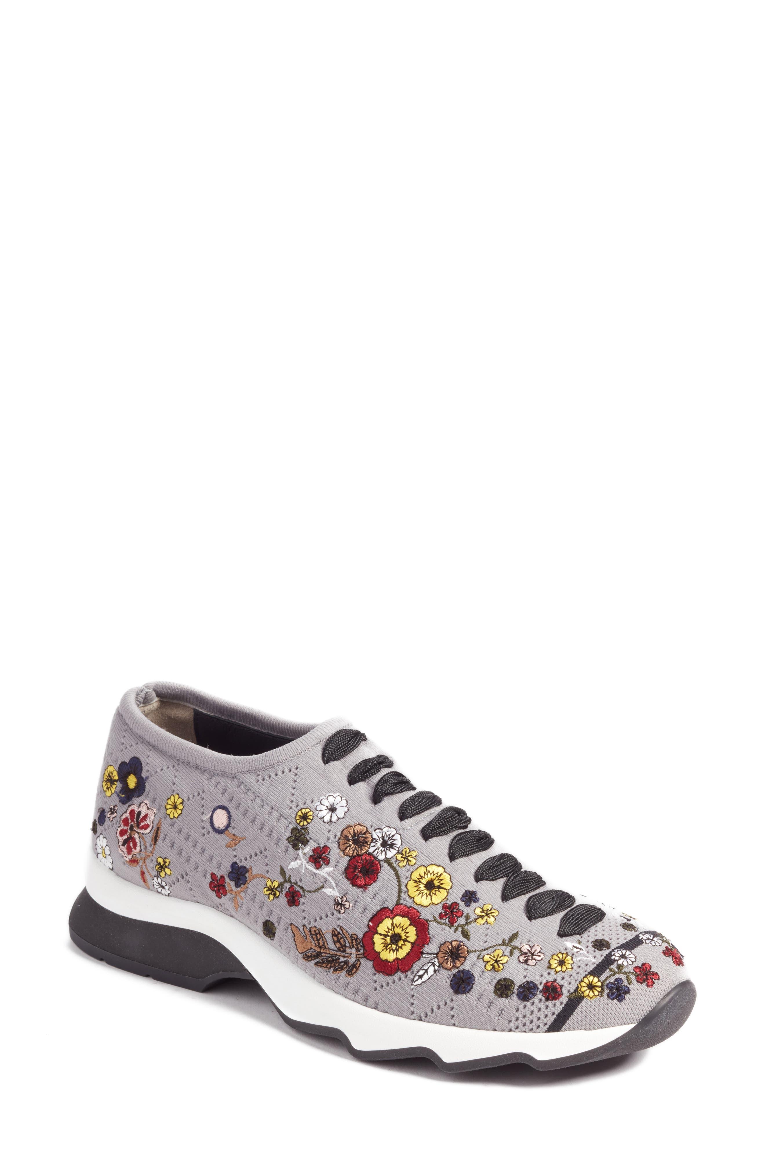 Marie Antoinette Sneaker,                         Main,                         color, 100