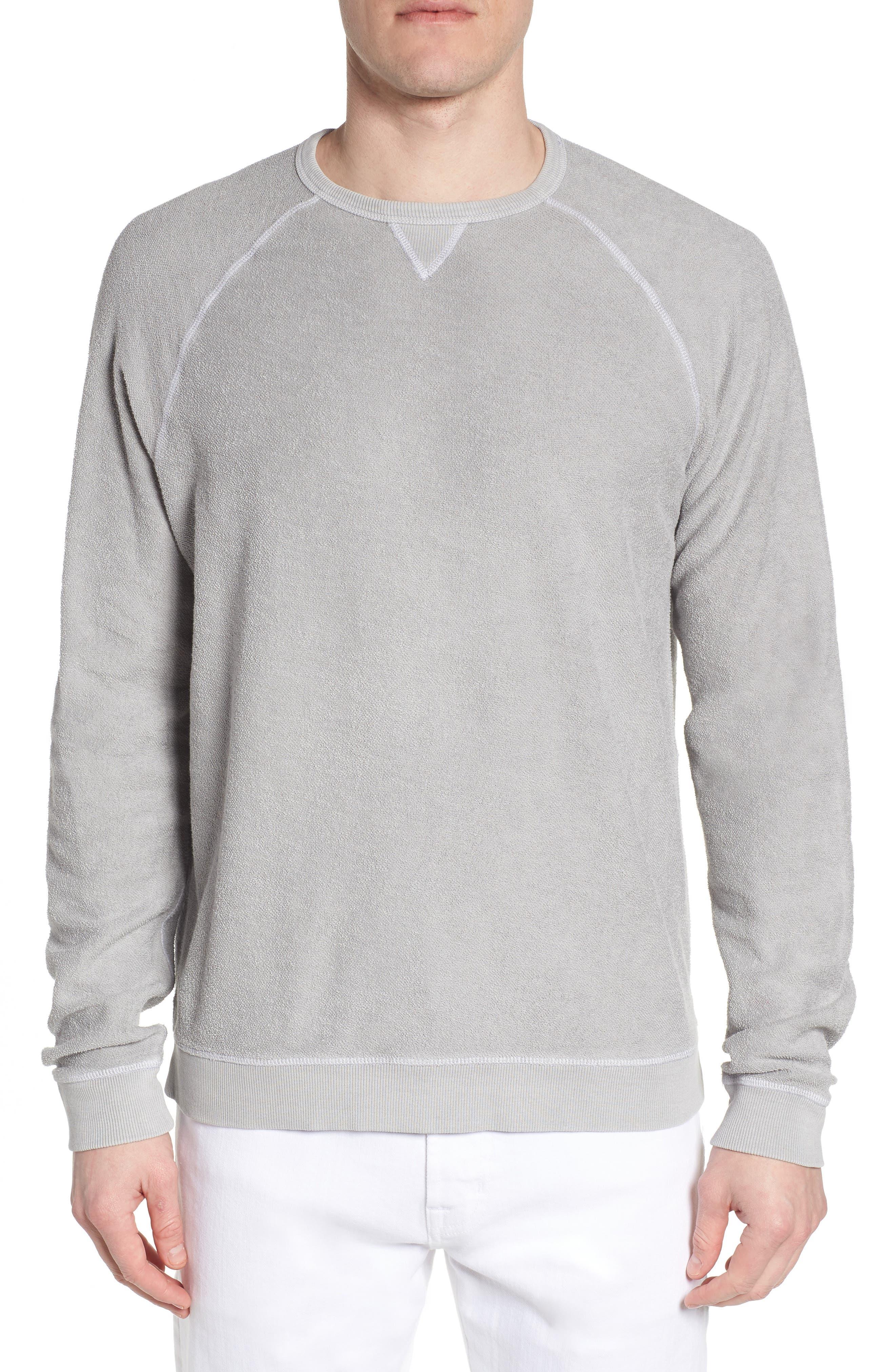 JOHNNIE-O Mason Regular Fit Sweatshirt, Main, color, 053