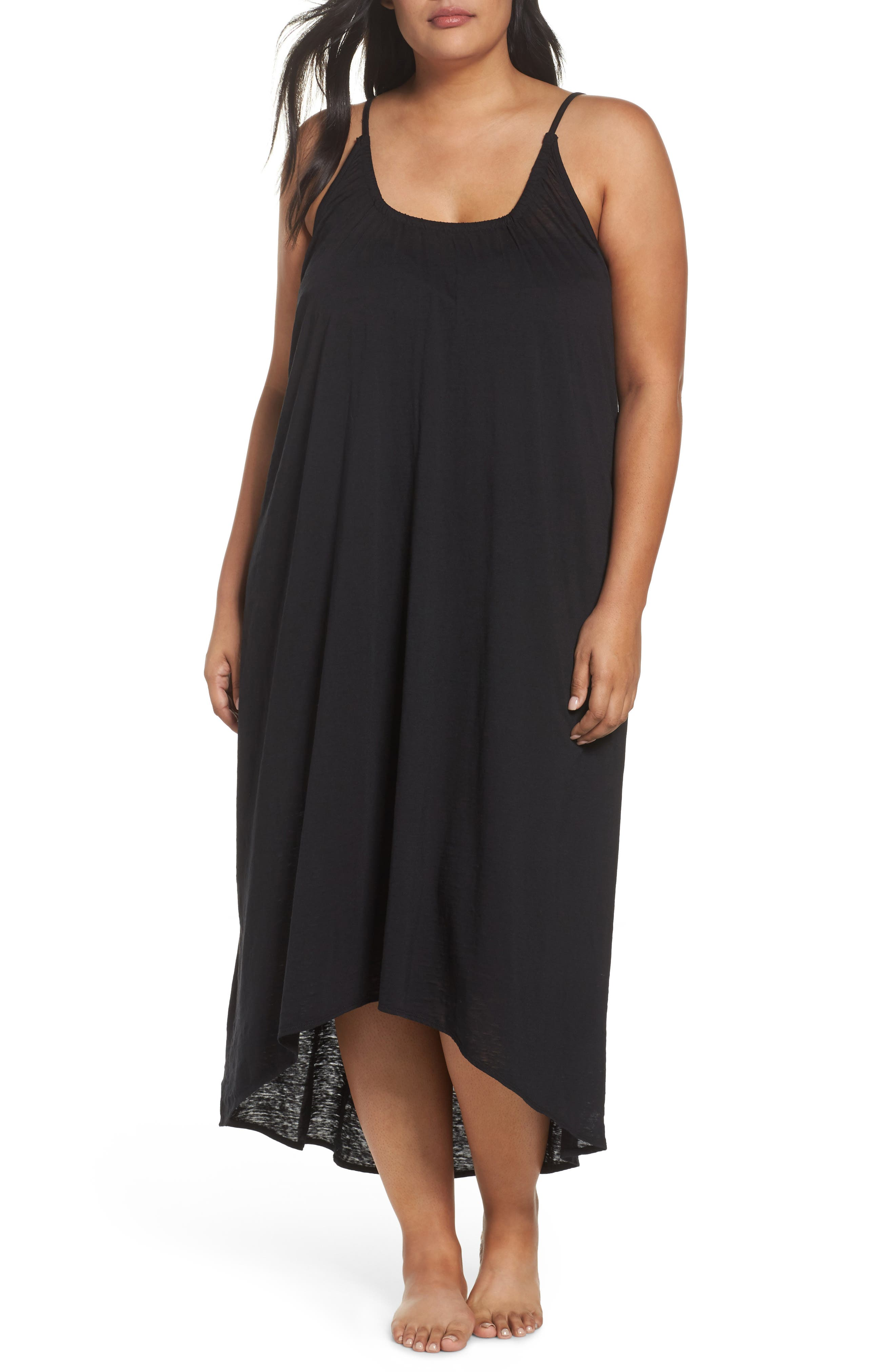 Maxi Cover-Up Dress,                         Main,                         color,