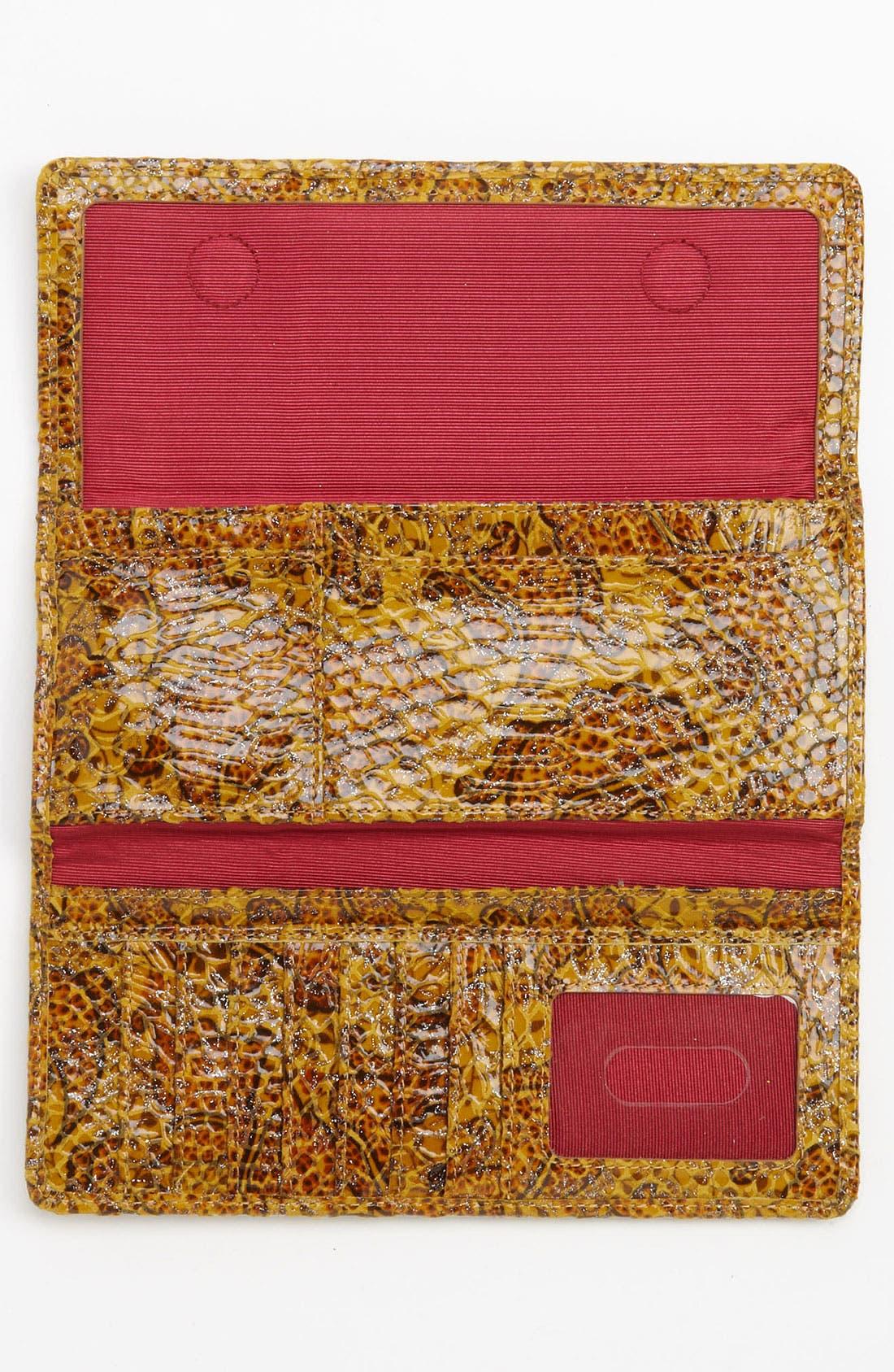 'Sadie' Leather Wallet,                             Alternate thumbnail 120, color,