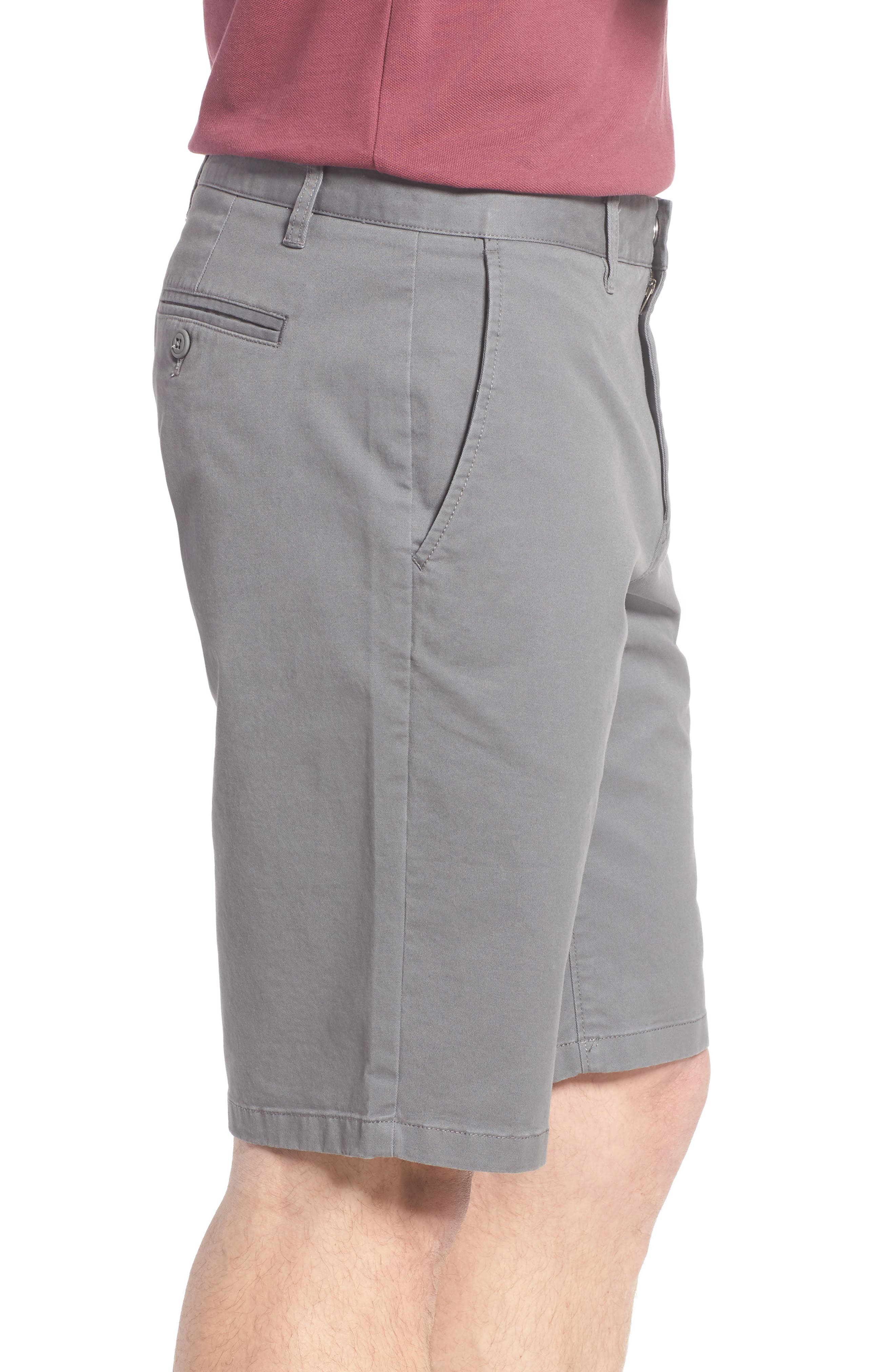 Stretch Washed Chino 11-Inch Shorts,                             Alternate thumbnail 55, color,