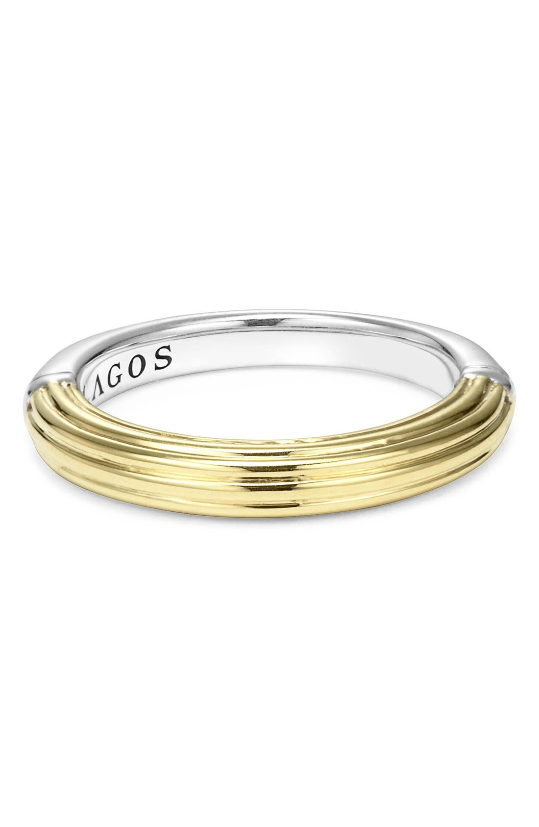 Ribbed Stacking Ring,                             Alternate thumbnail 10, color,