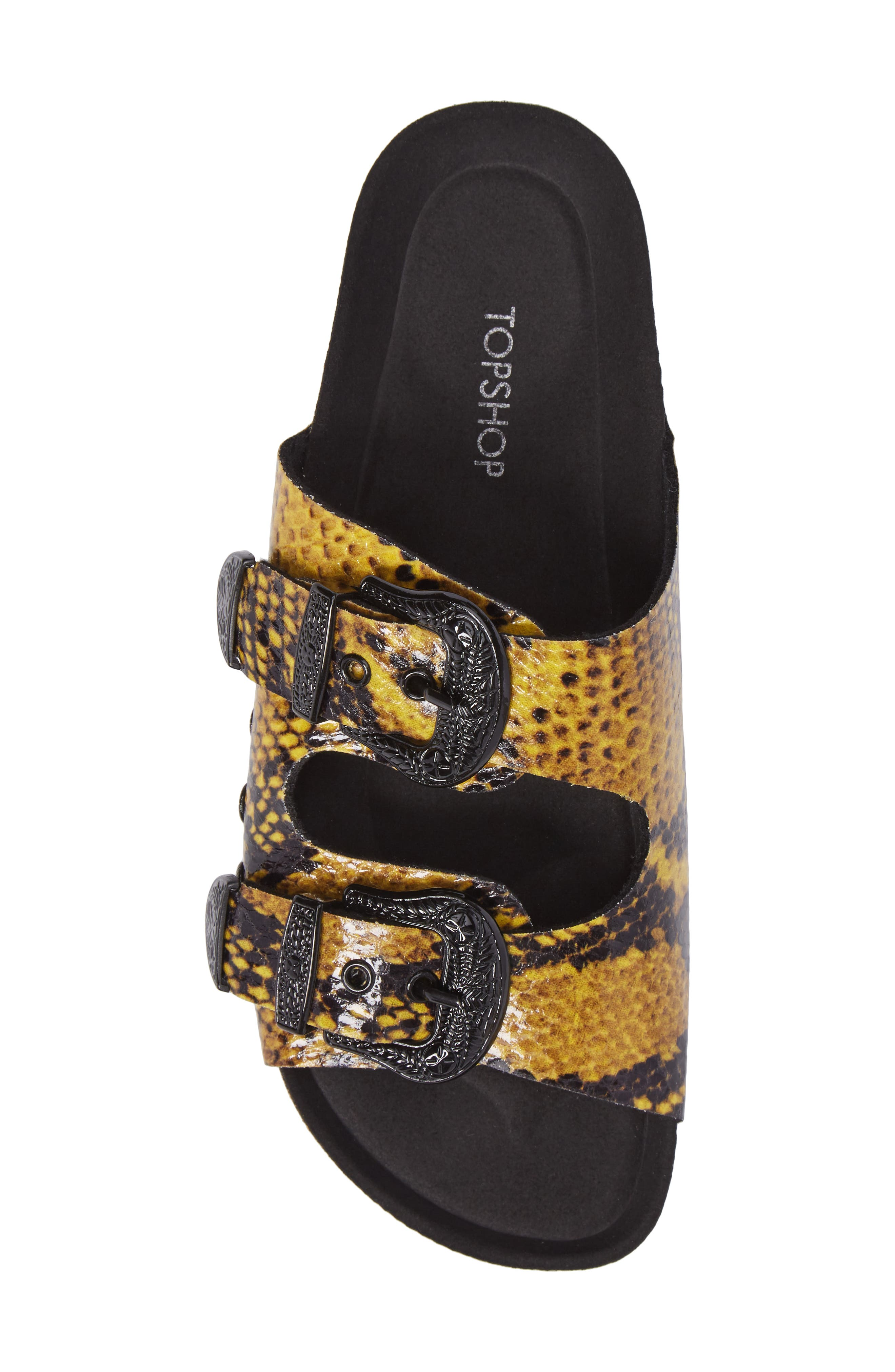 Studded Slide Sandal,                             Alternate thumbnail 26, color,