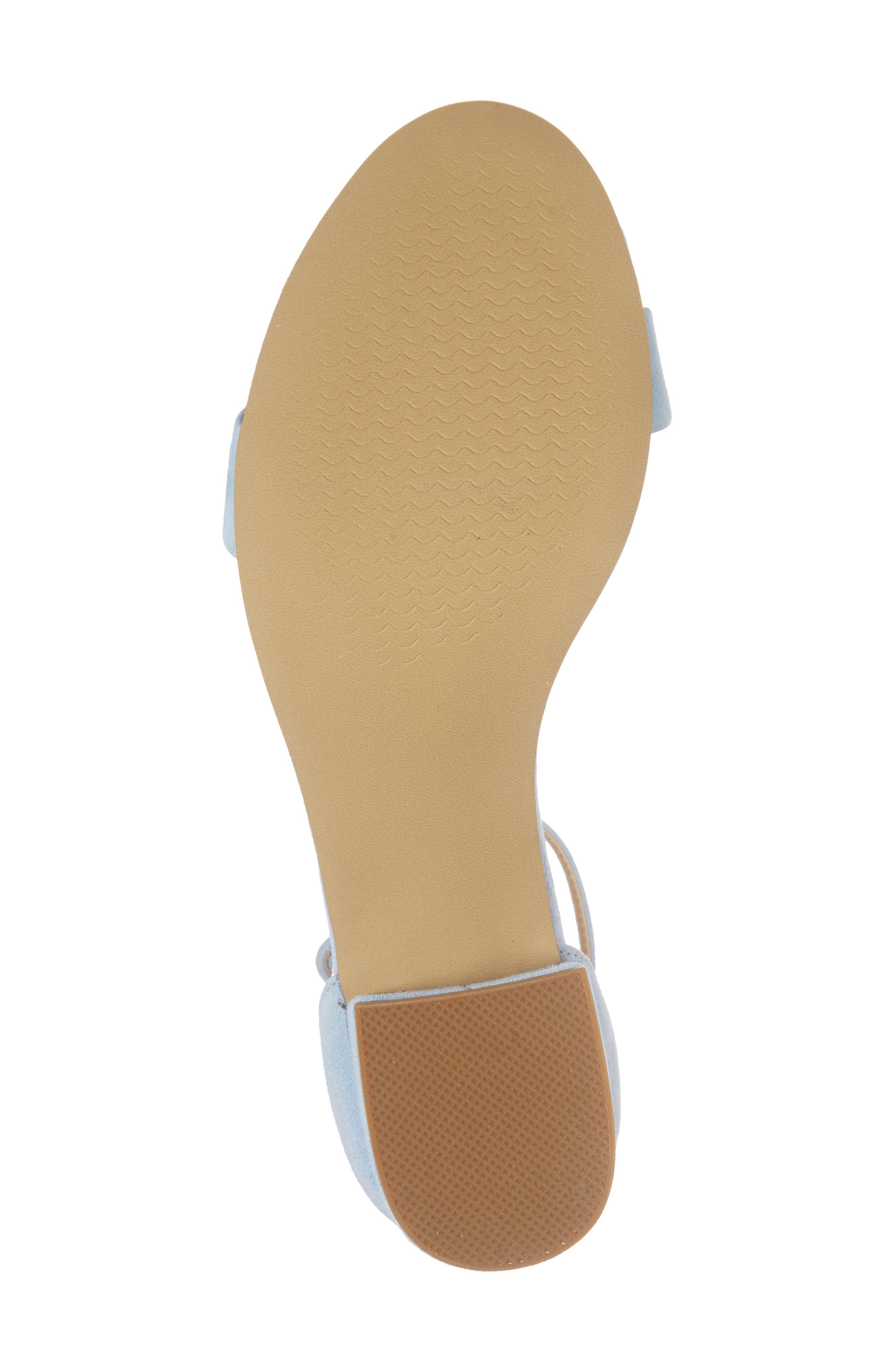 Irenee Ankle Strap Sandal,                             Alternate thumbnail 150, color,