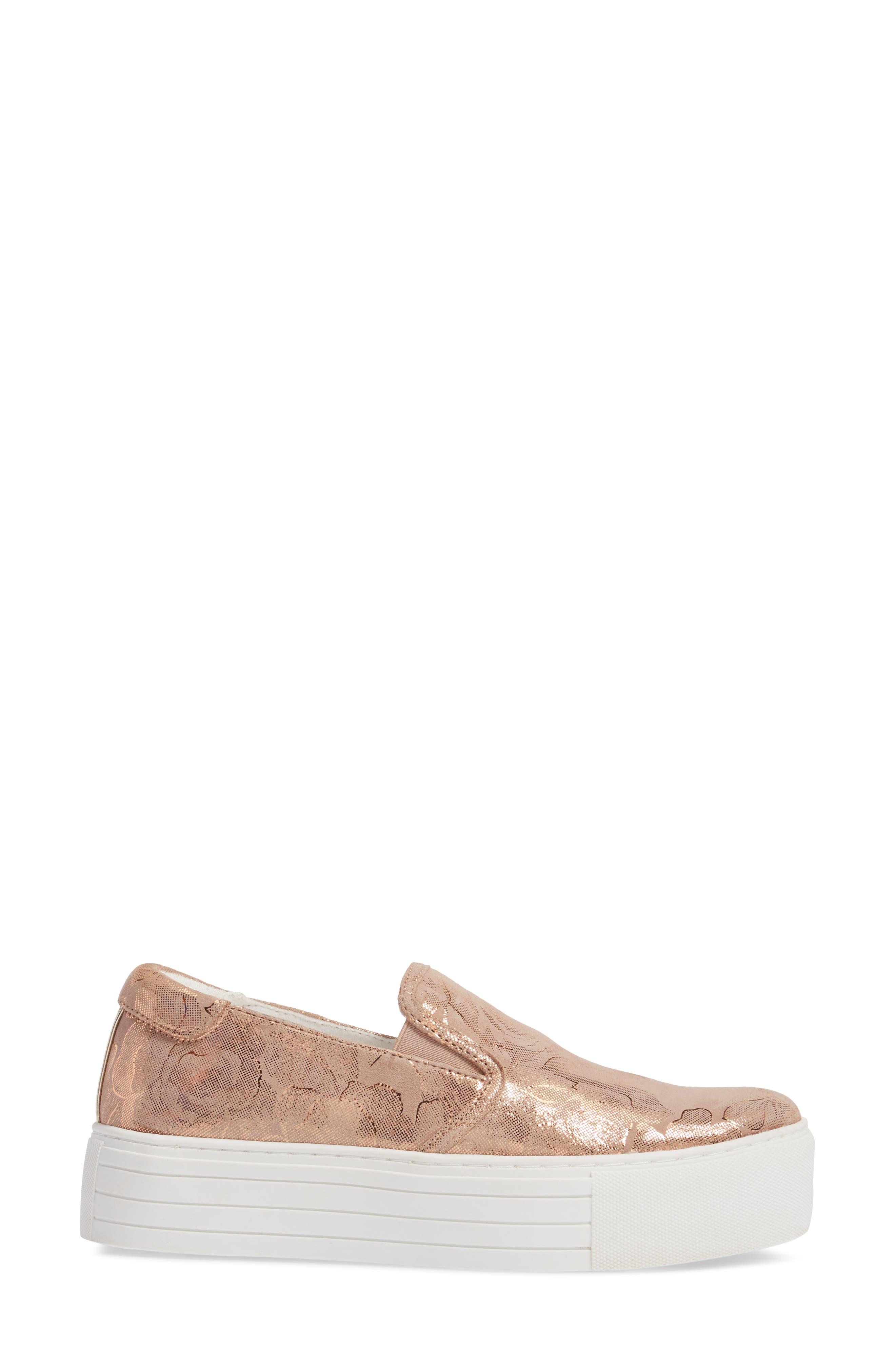 Joanie Slip-On Platform Sneaker,                             Alternate thumbnail 30, color,
