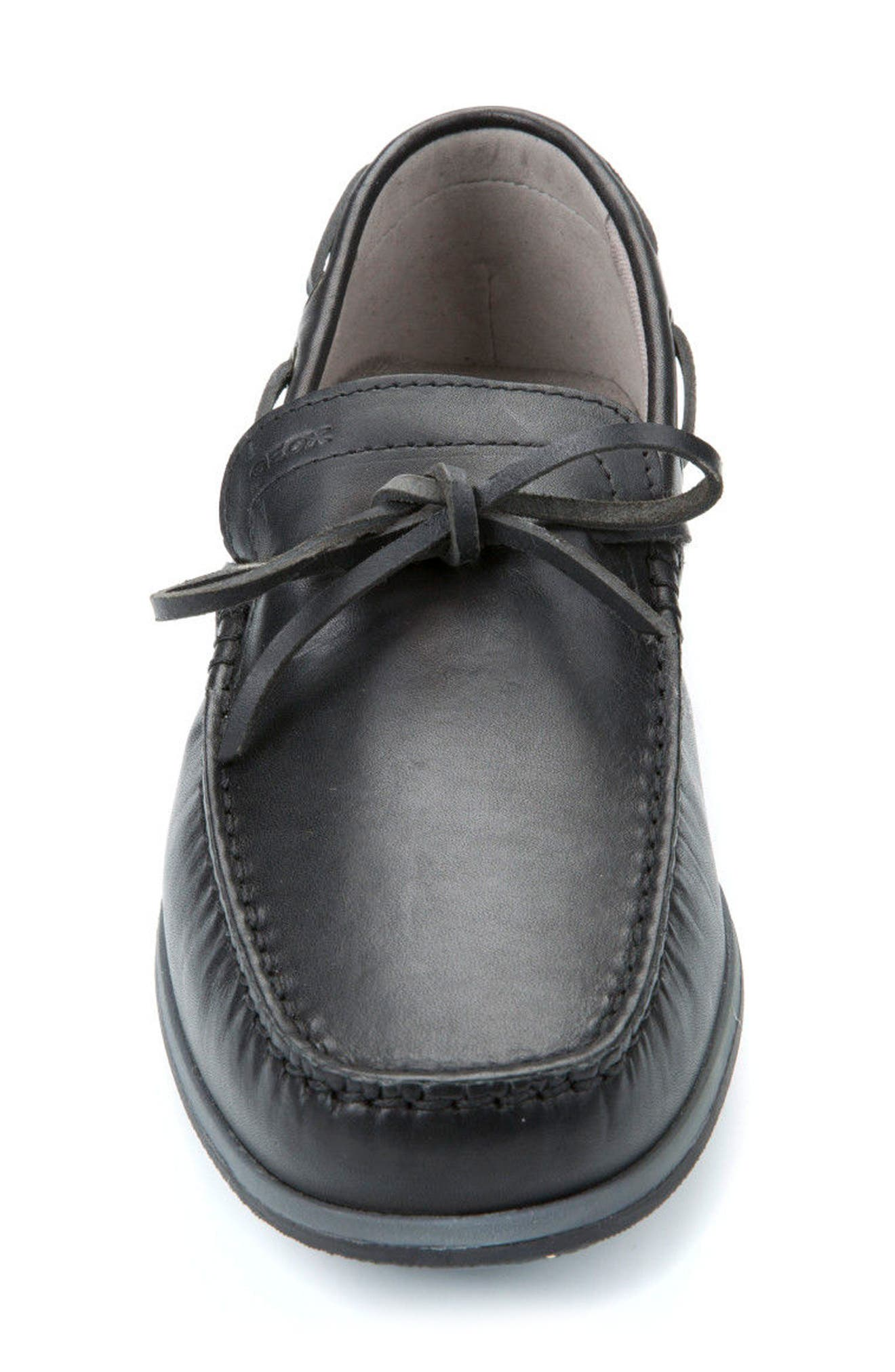 Mirvin 3 Boat Shoe,                             Alternate thumbnail 4, color,                             001