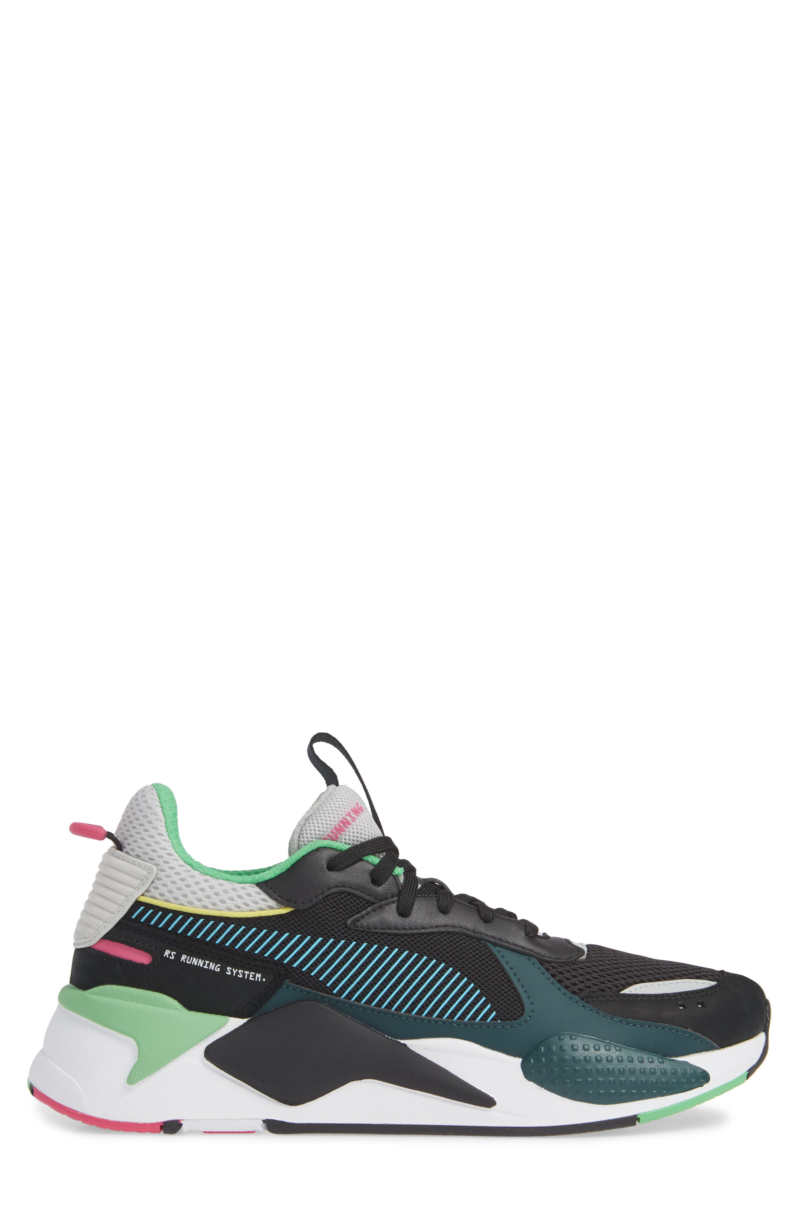 RS-X Toys Running Sneaker,                             Alternate thumbnail 3, color,                             001