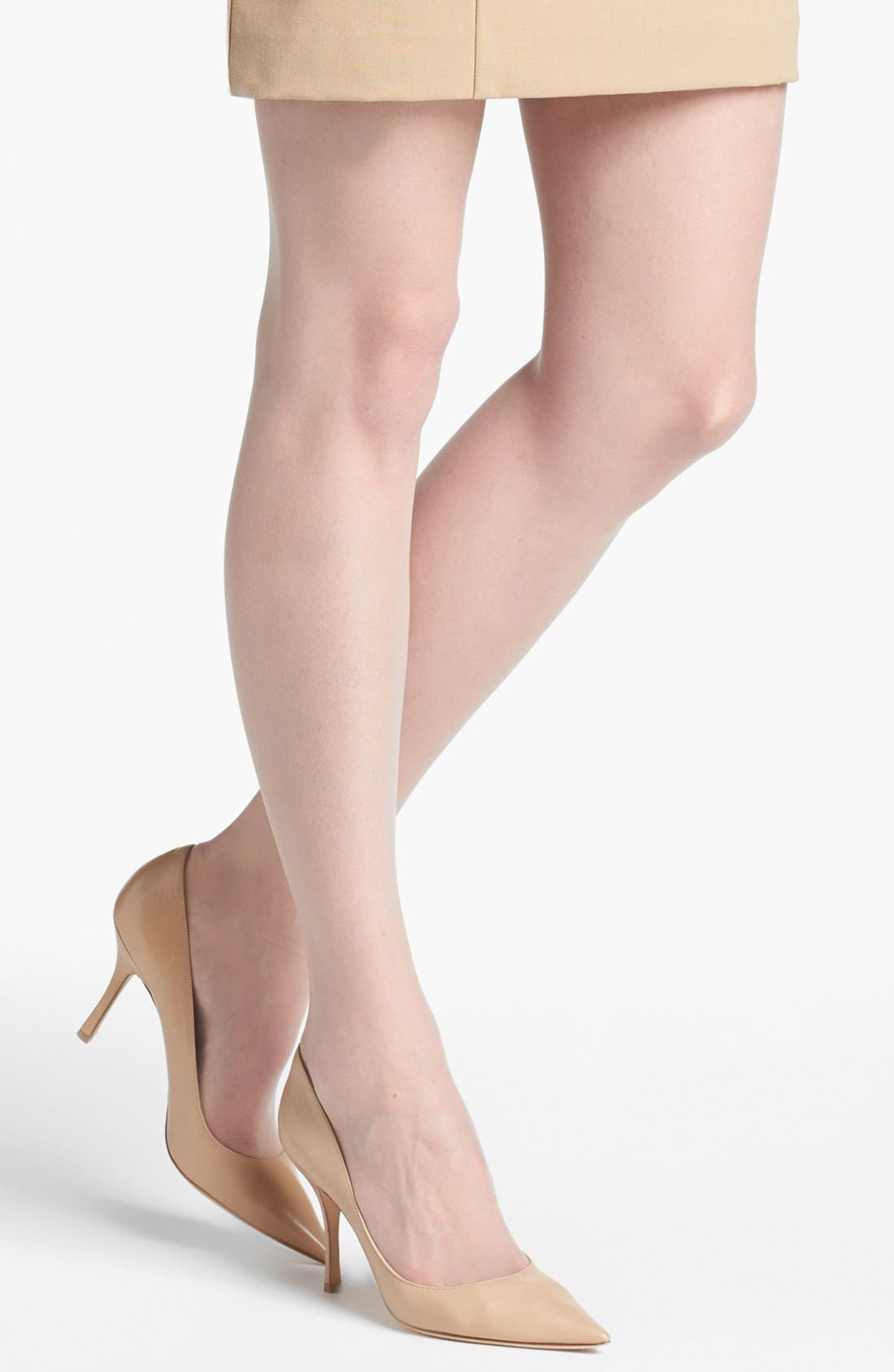 Donna Karan 'The Nudes' Sheer to Waist Hosiery,                         Main,                         color, A01