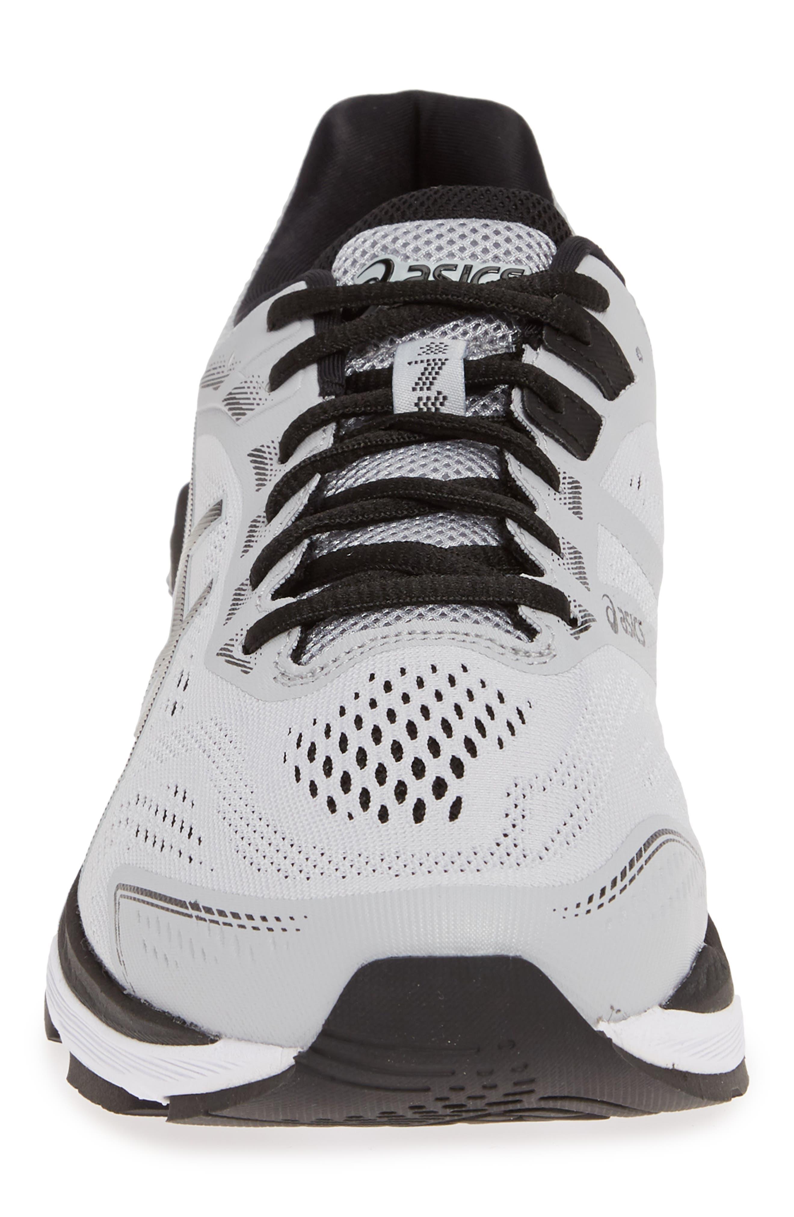 GT-2000 7 Running Shoe,                             Alternate thumbnail 4, color,                             MID GREY/ BLACK
