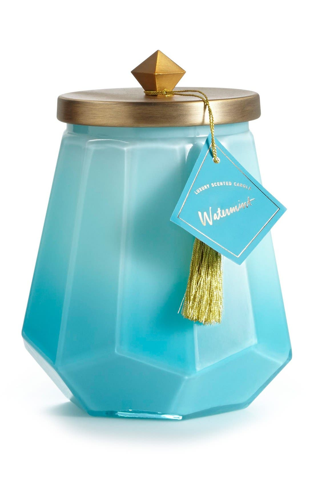 'Laurel' Scented Candle Jar,                             Main thumbnail 2, color,