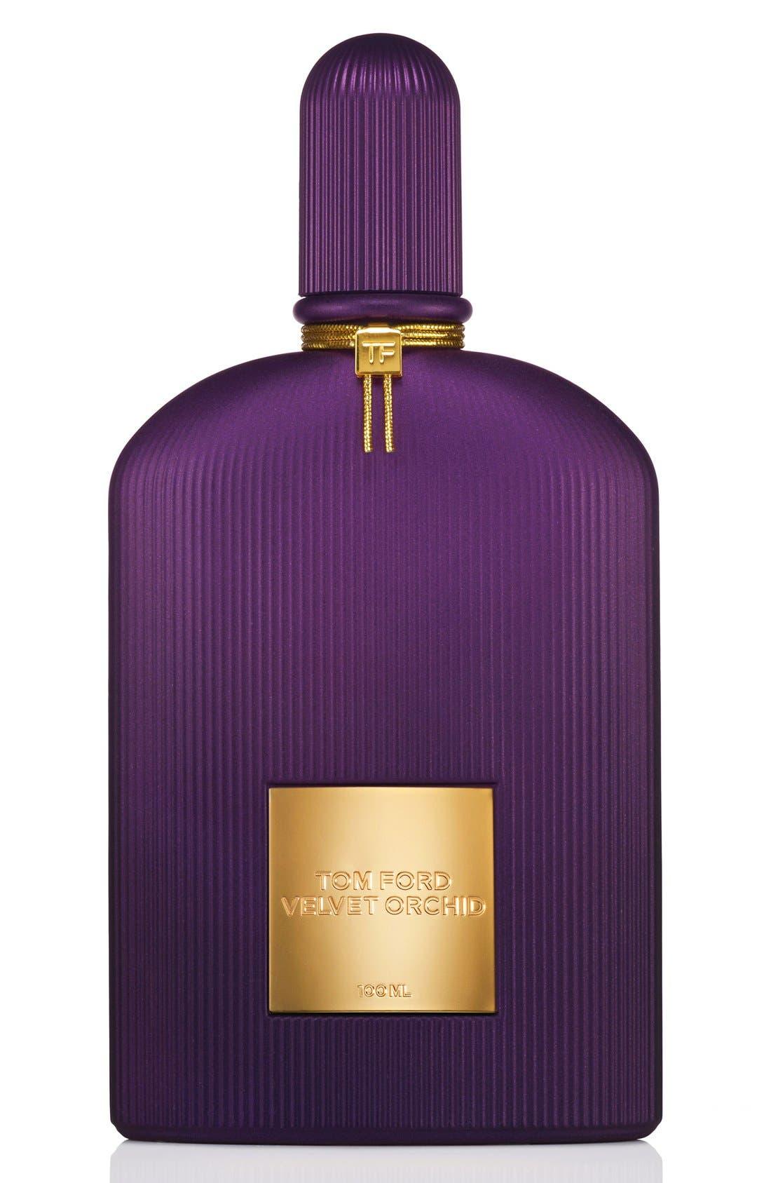 Velvet Orchid Lumière Eau de Parfum,                             Main thumbnail 1, color,                             NO COLOR