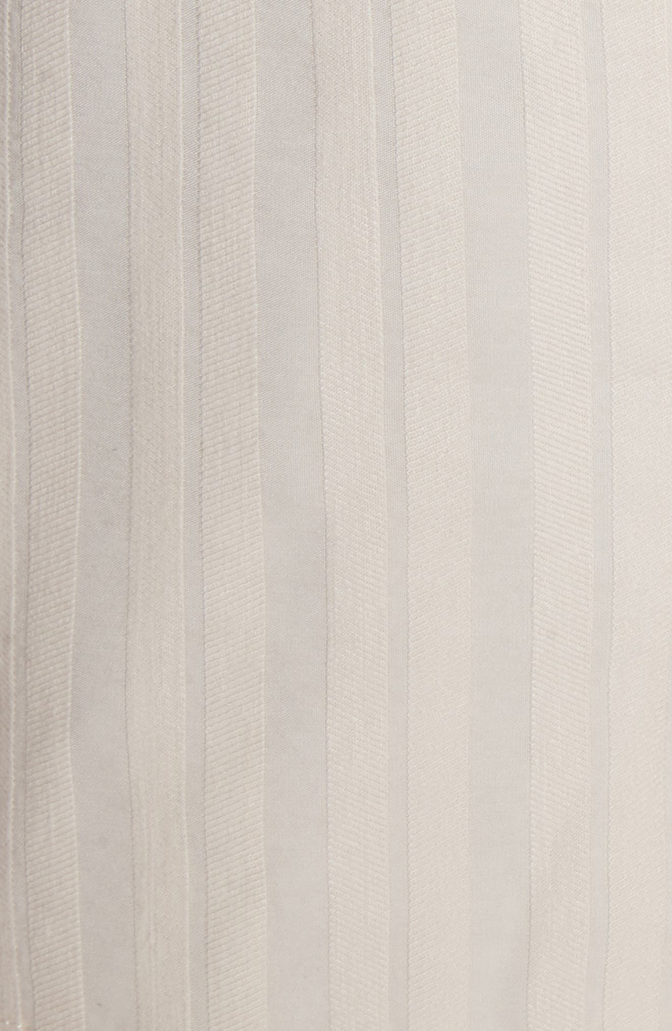 Textured Stripe Shorts,                             Alternate thumbnail 5, color,                             255