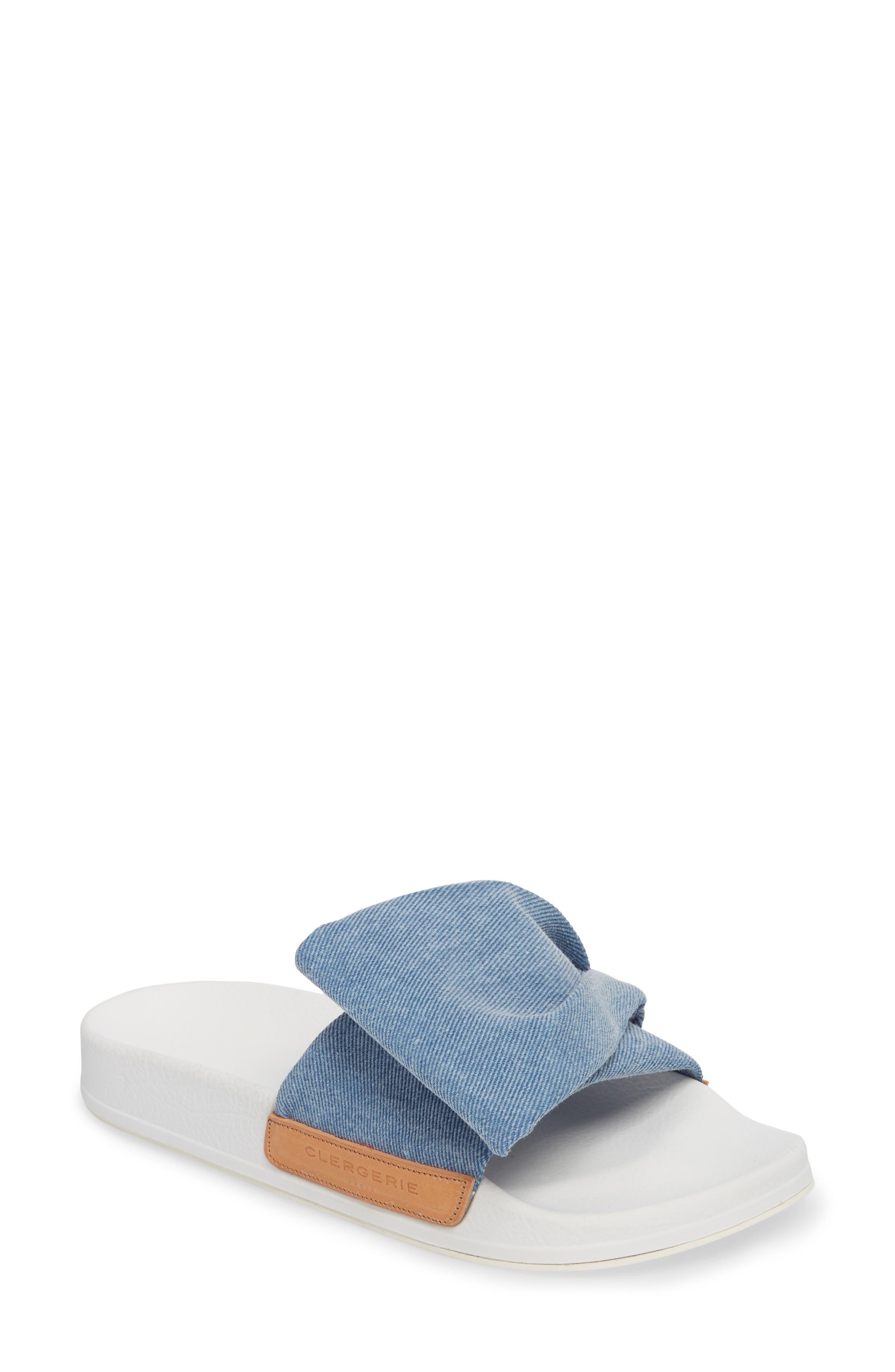 Wendyd Slide Sandal,                         Main,                         color, 400