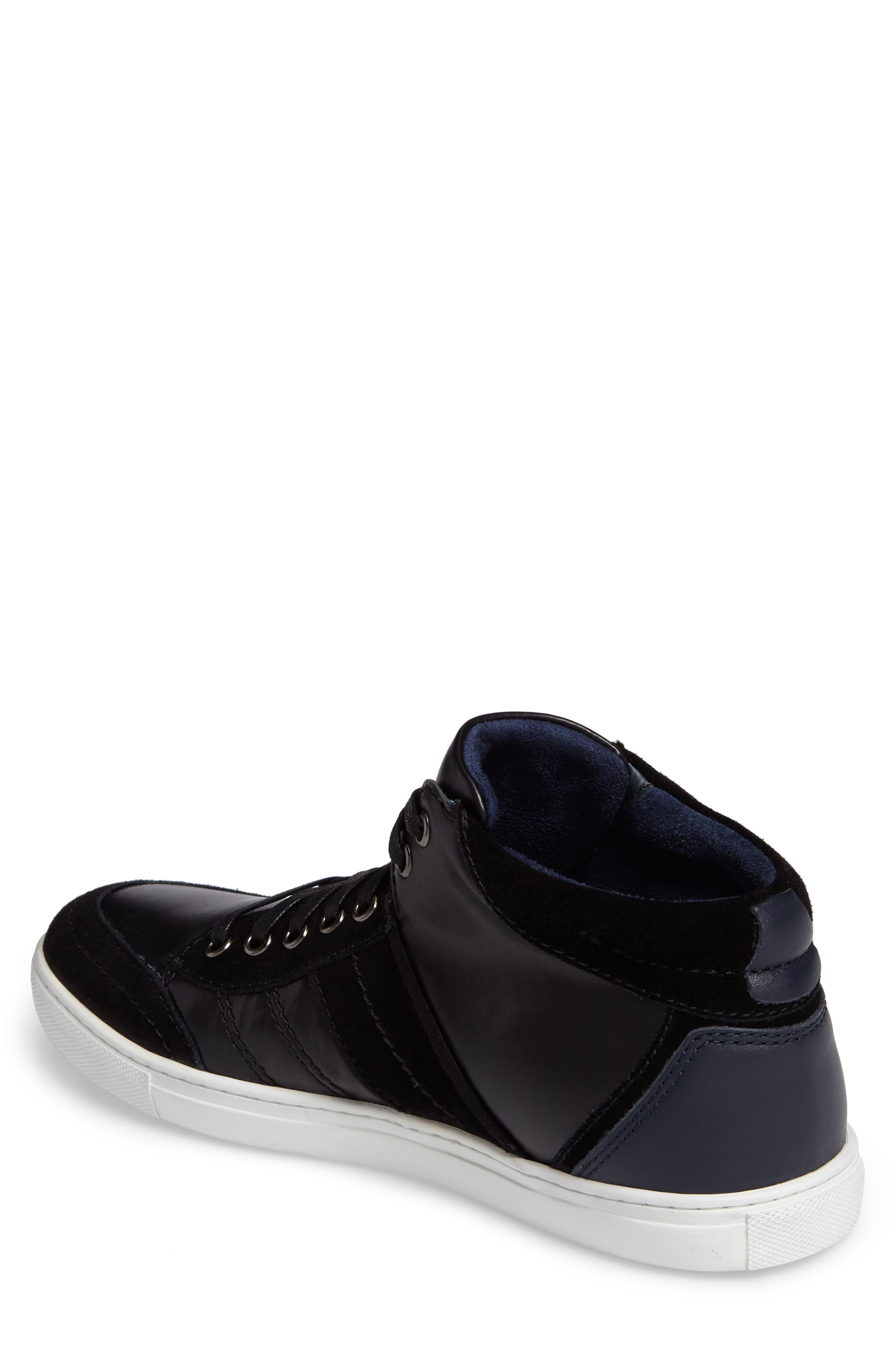 Viper Sneaker,                             Alternate thumbnail 2, color,                             BLACK