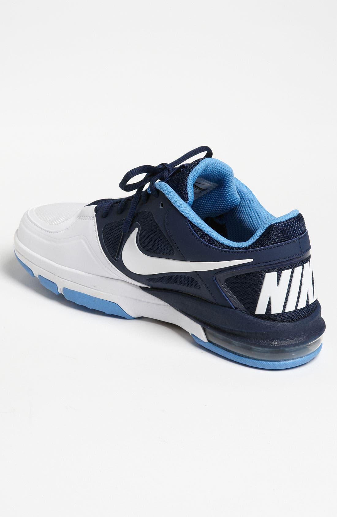 NIKE,                             'Trainer 1.3 Low' Training Shoe,                             Alternate thumbnail 3, color,                             414