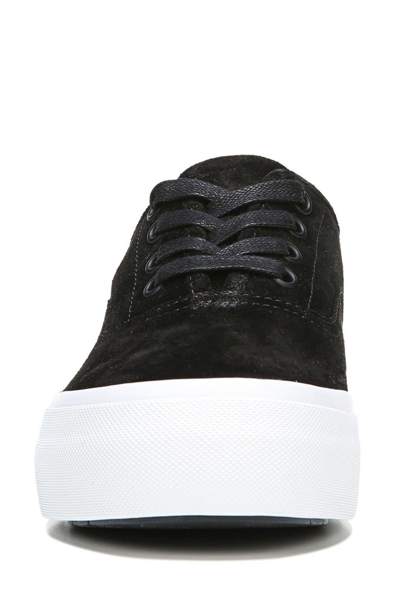 Copley Platform Sneaker,                             Alternate thumbnail 4, color,                             001