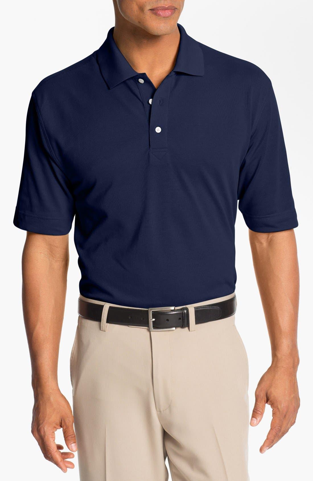 Championship DryTec Golf Polo,                         Main,                         color, NAVY