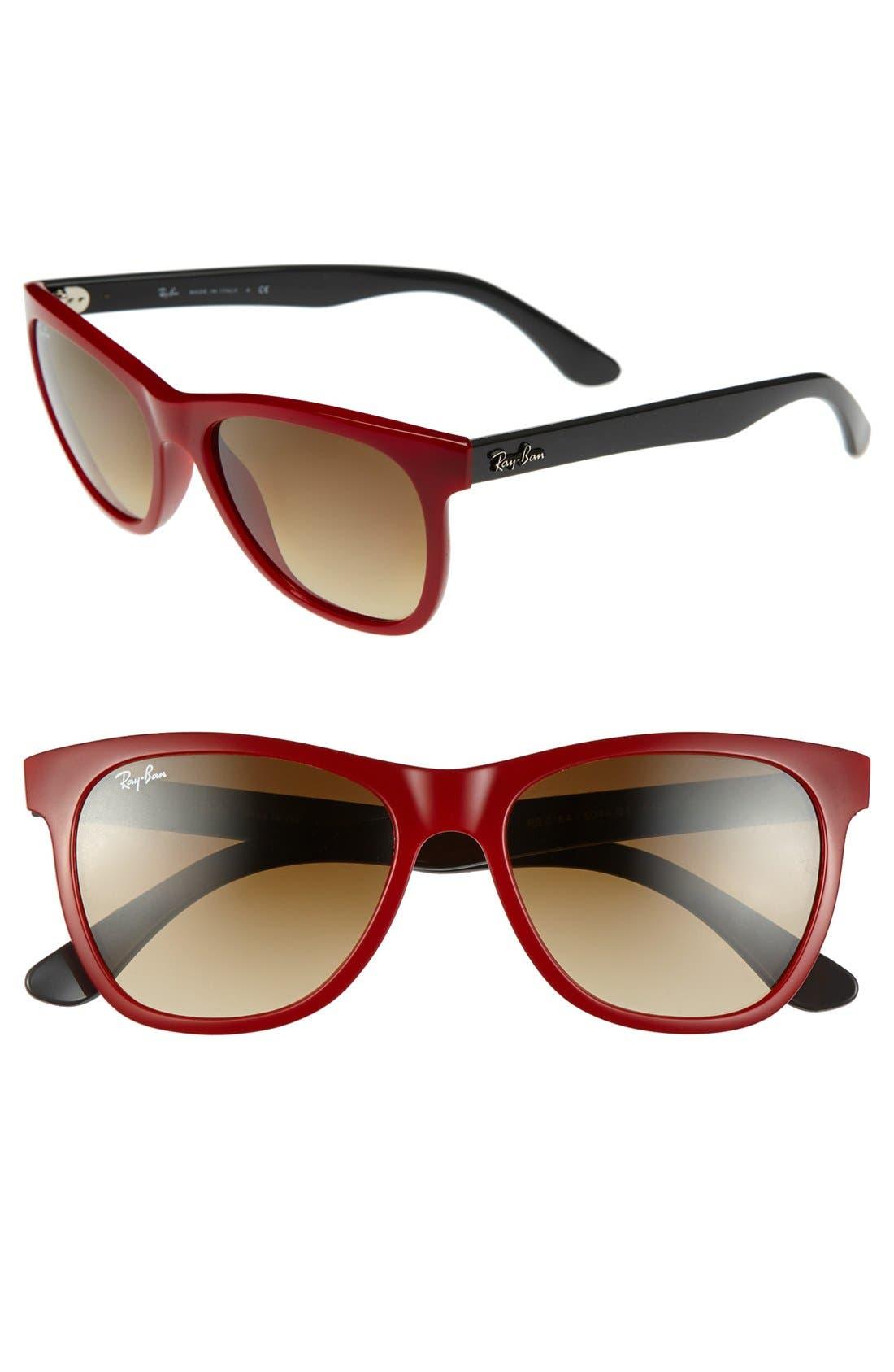 'High Street' 54mm Sunglasses,                             Main thumbnail 4, color,