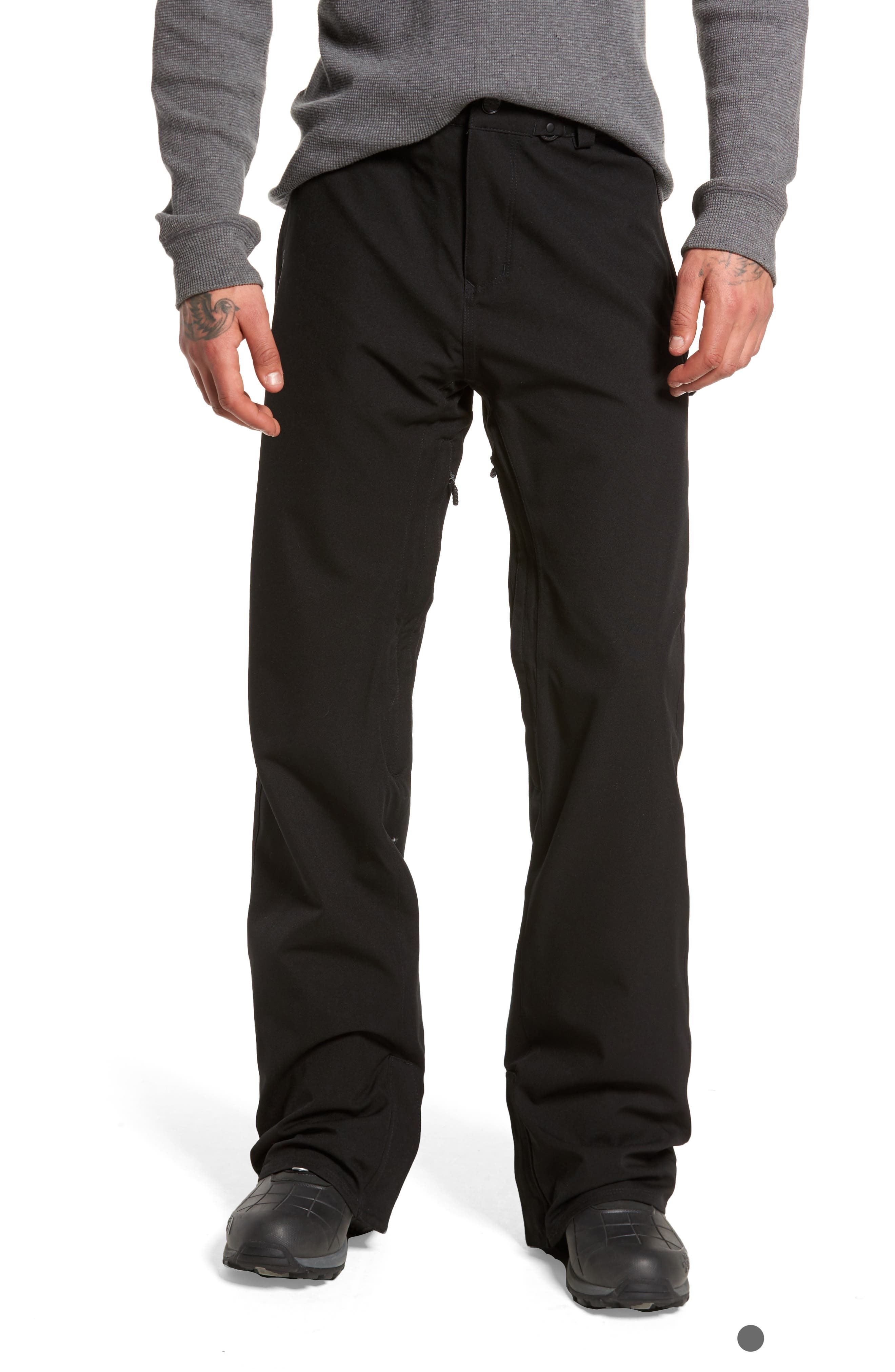 Weatherproof Snow Chino Pants,                             Main thumbnail 1, color,                             001