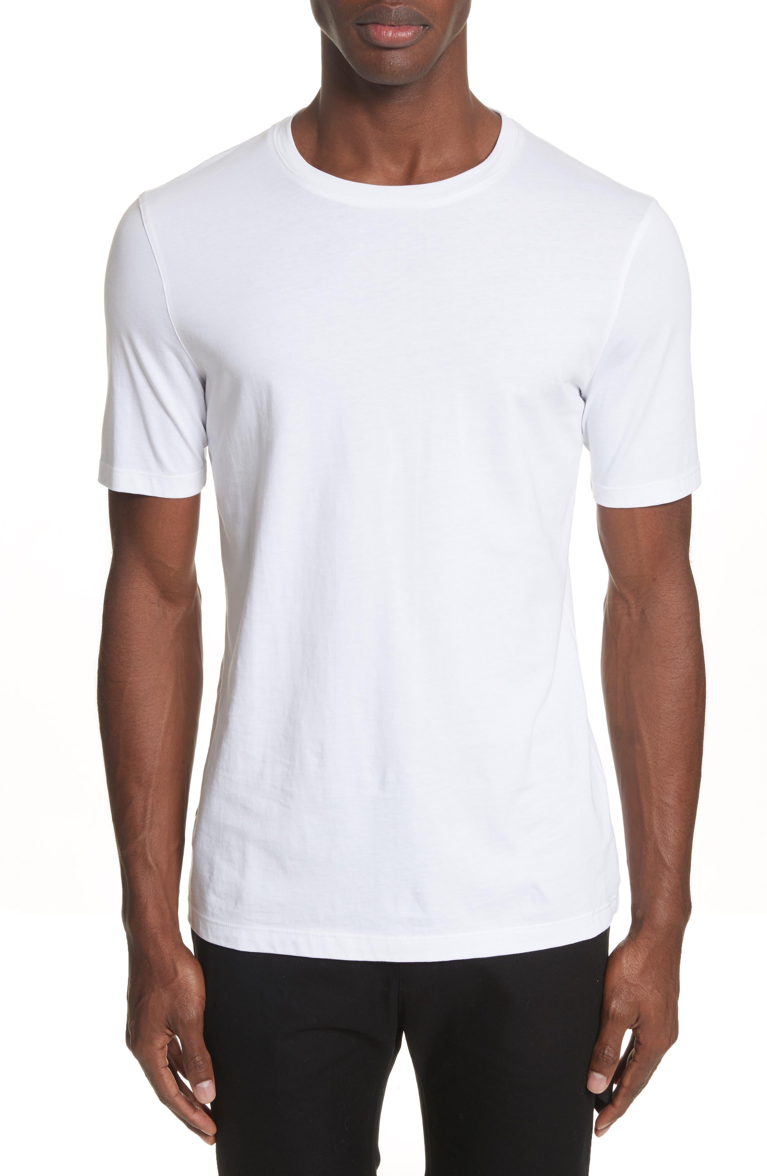 Oversize T-Shirt,                         Main,                         color, WHITE