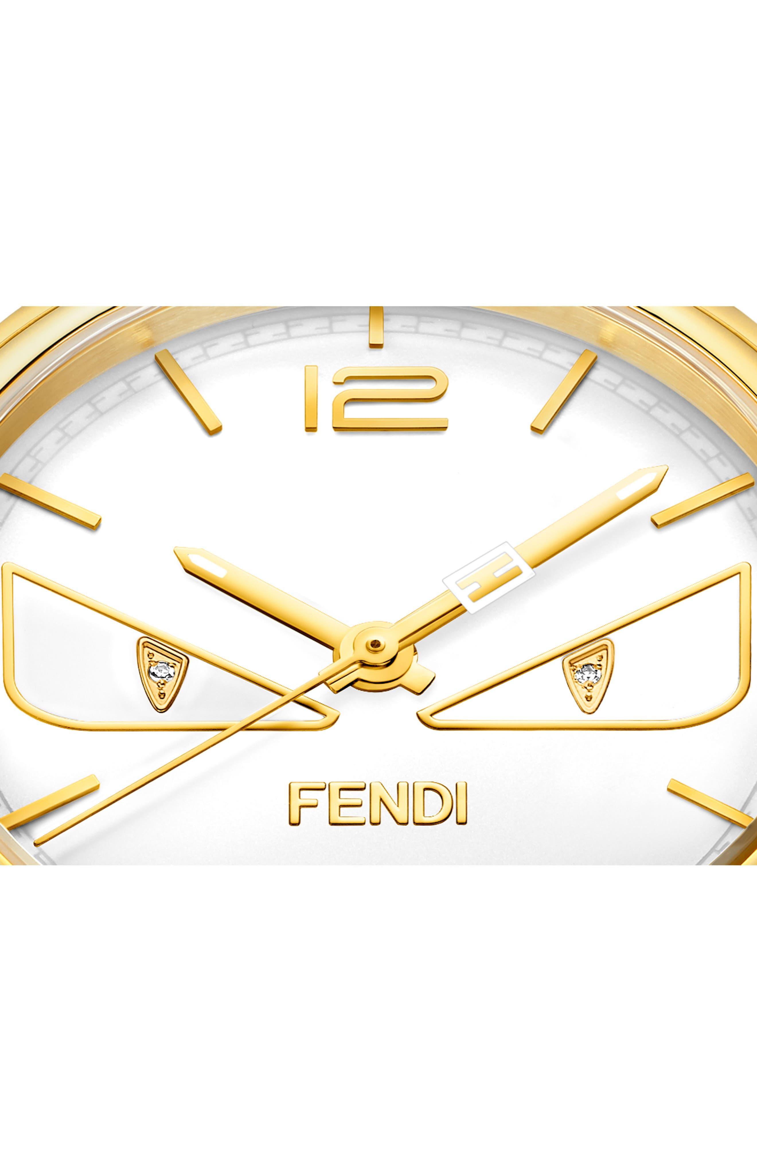 Momento Bug Bracelet Watch, 34mm,                             Alternate thumbnail 5, color,