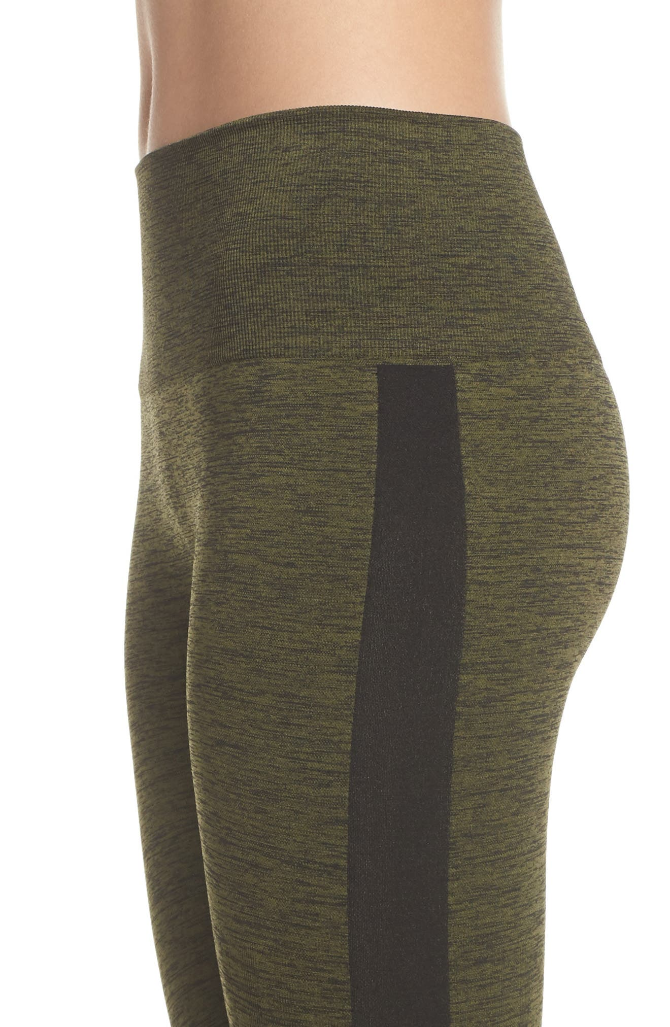 Stamina Capri Leggings,                             Alternate thumbnail 4, color,                             300