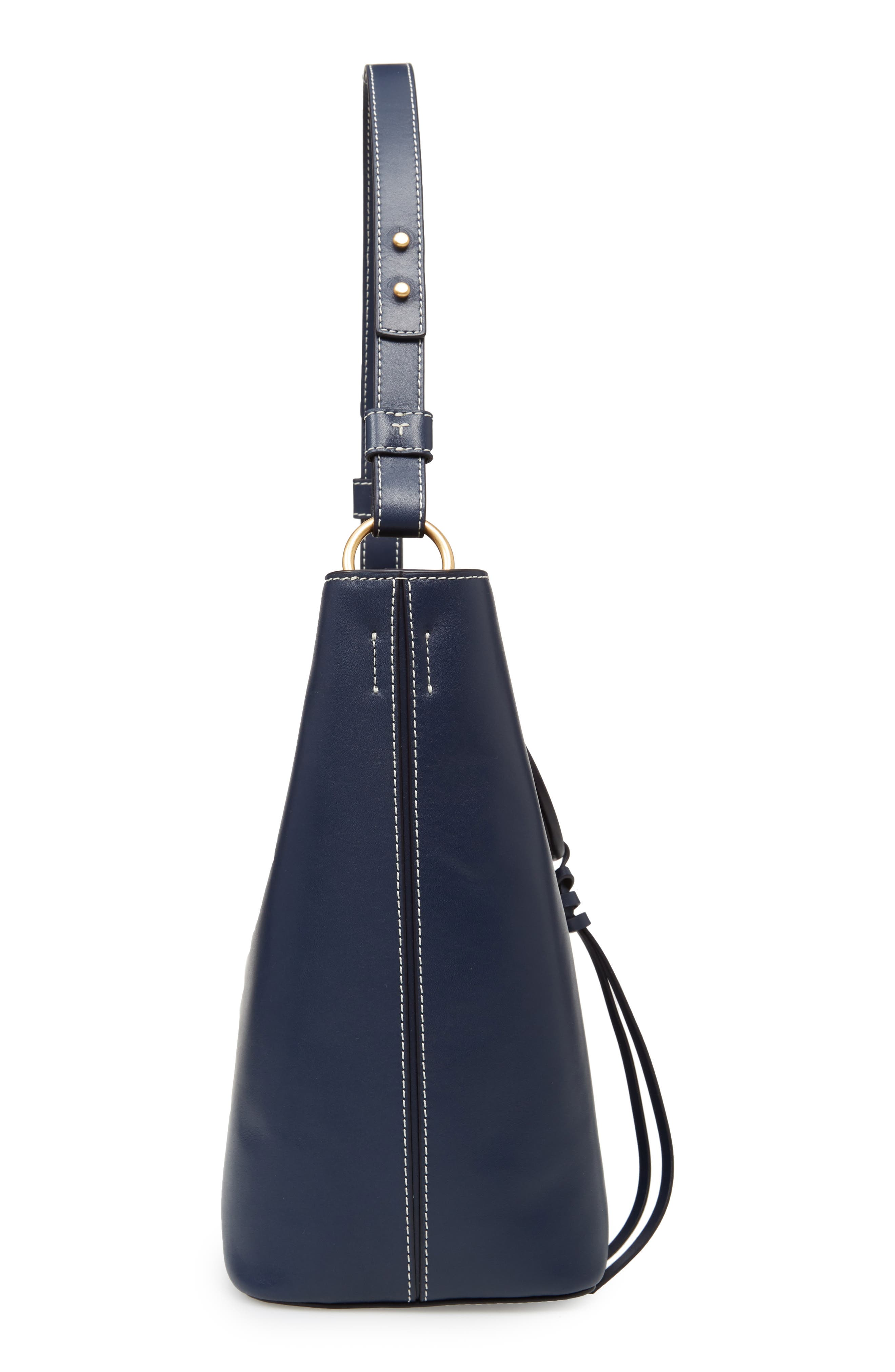 Miller Hobo Bag,                             Alternate thumbnail 5, color,                             ROYAL NAVY