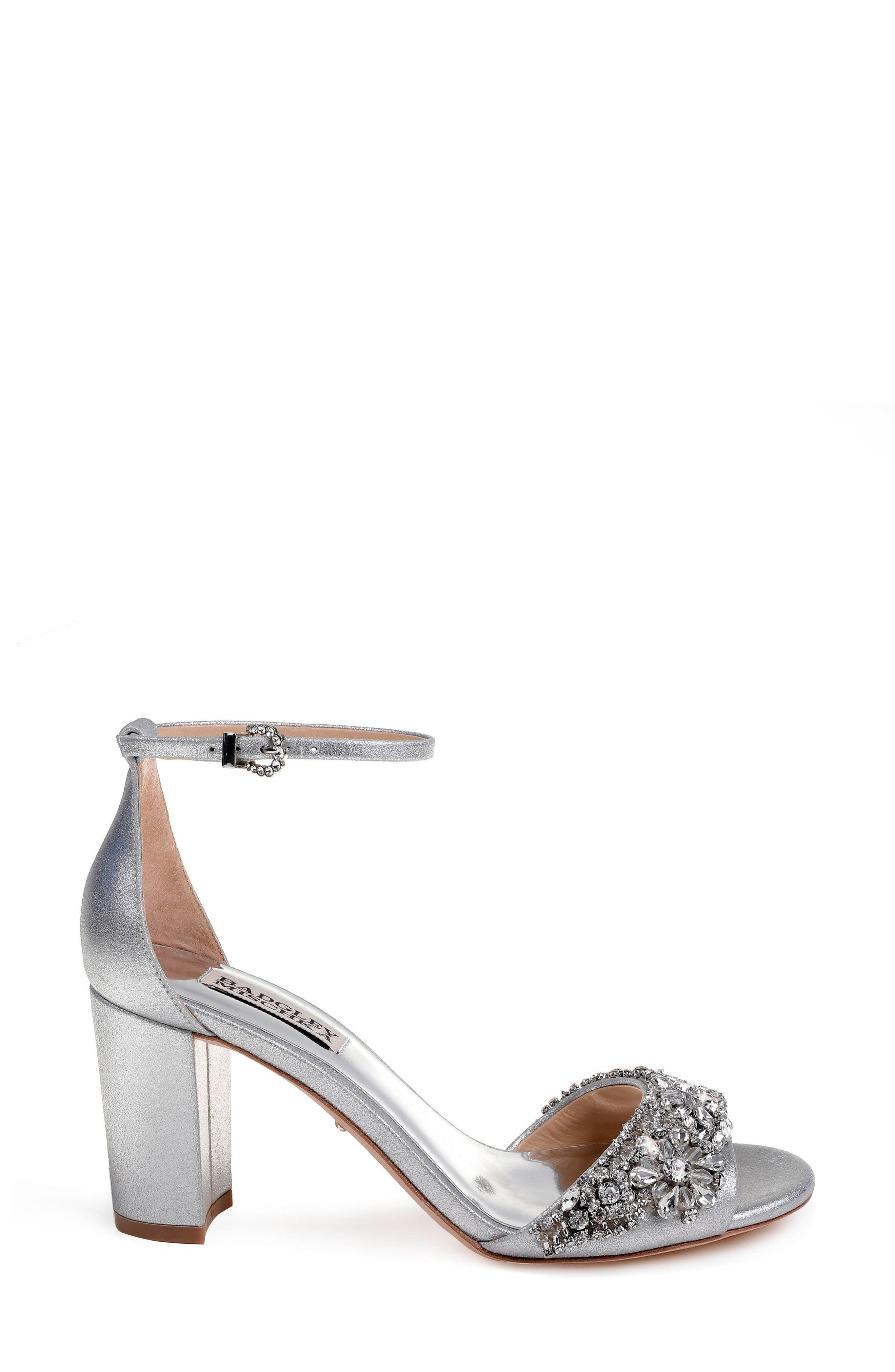 Hines Embellished Block Heel Sandal,                             Alternate thumbnail 12, color,
