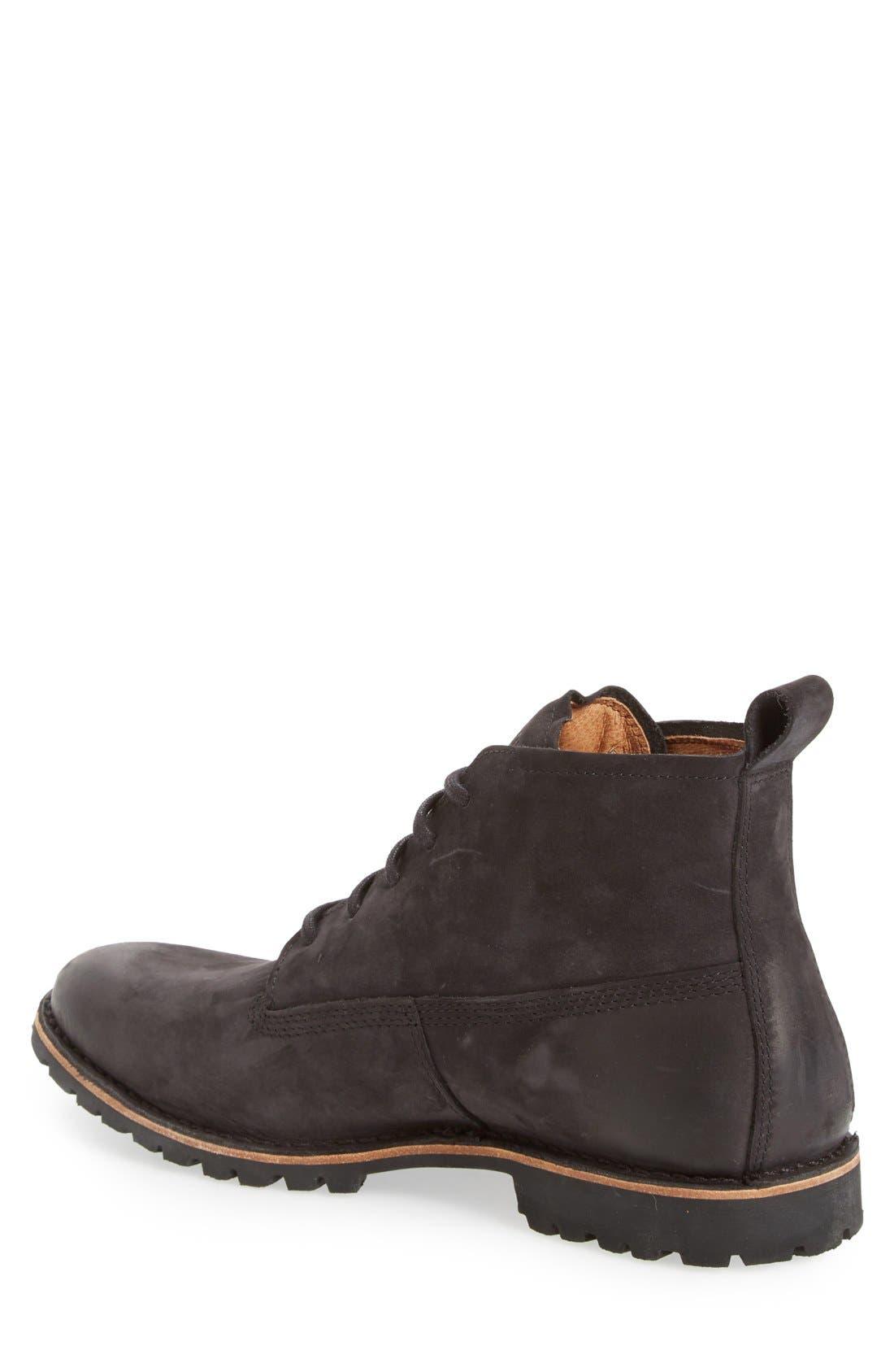 'KM07' Plain Toe Boot,                             Alternate thumbnail 4, color,