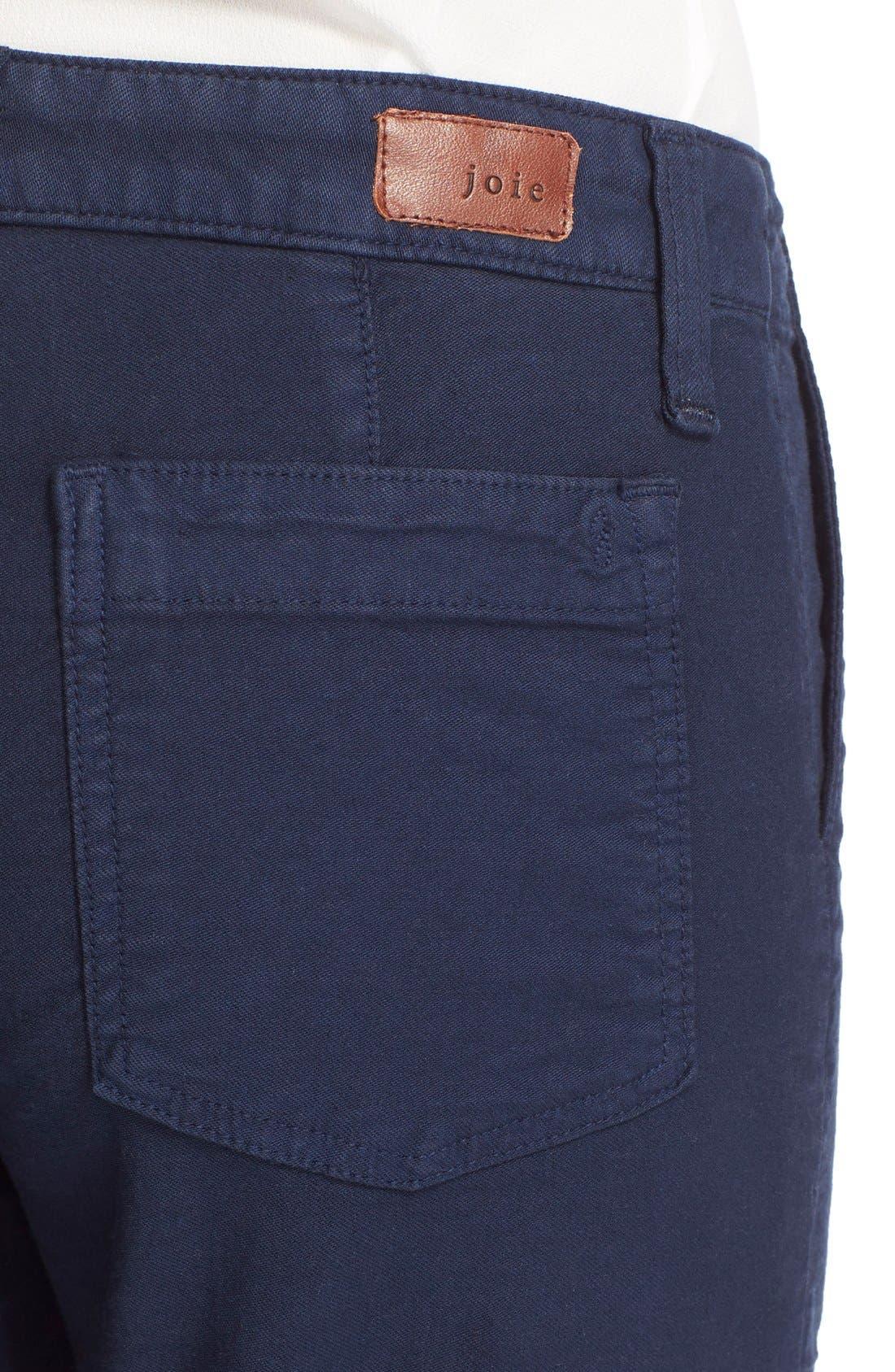 Painter Cotton & Linen Pants,                             Alternate thumbnail 18, color,