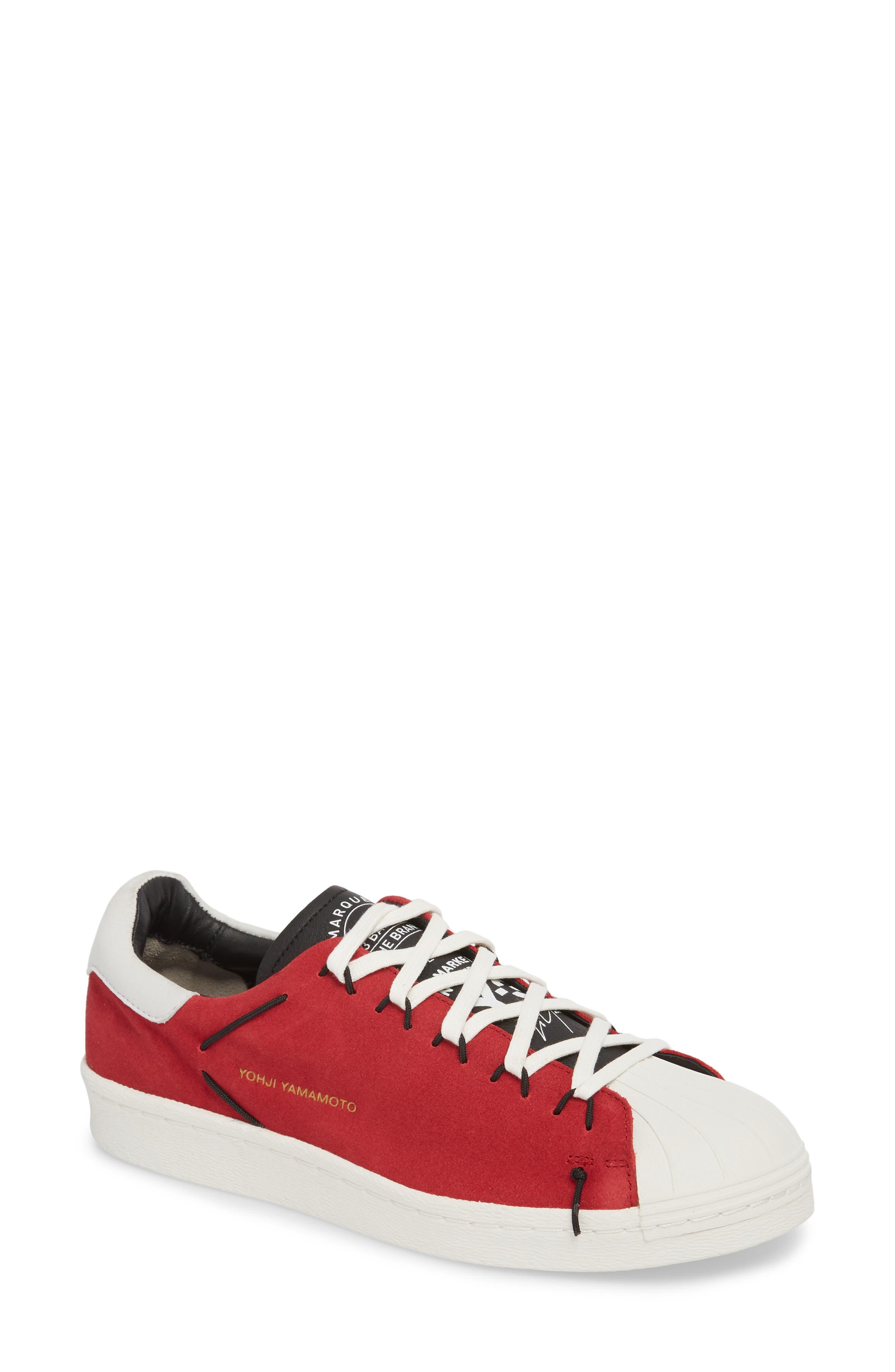 x adidas Super Knot Low Top Sneaker,                             Main thumbnail 1, color,                             602