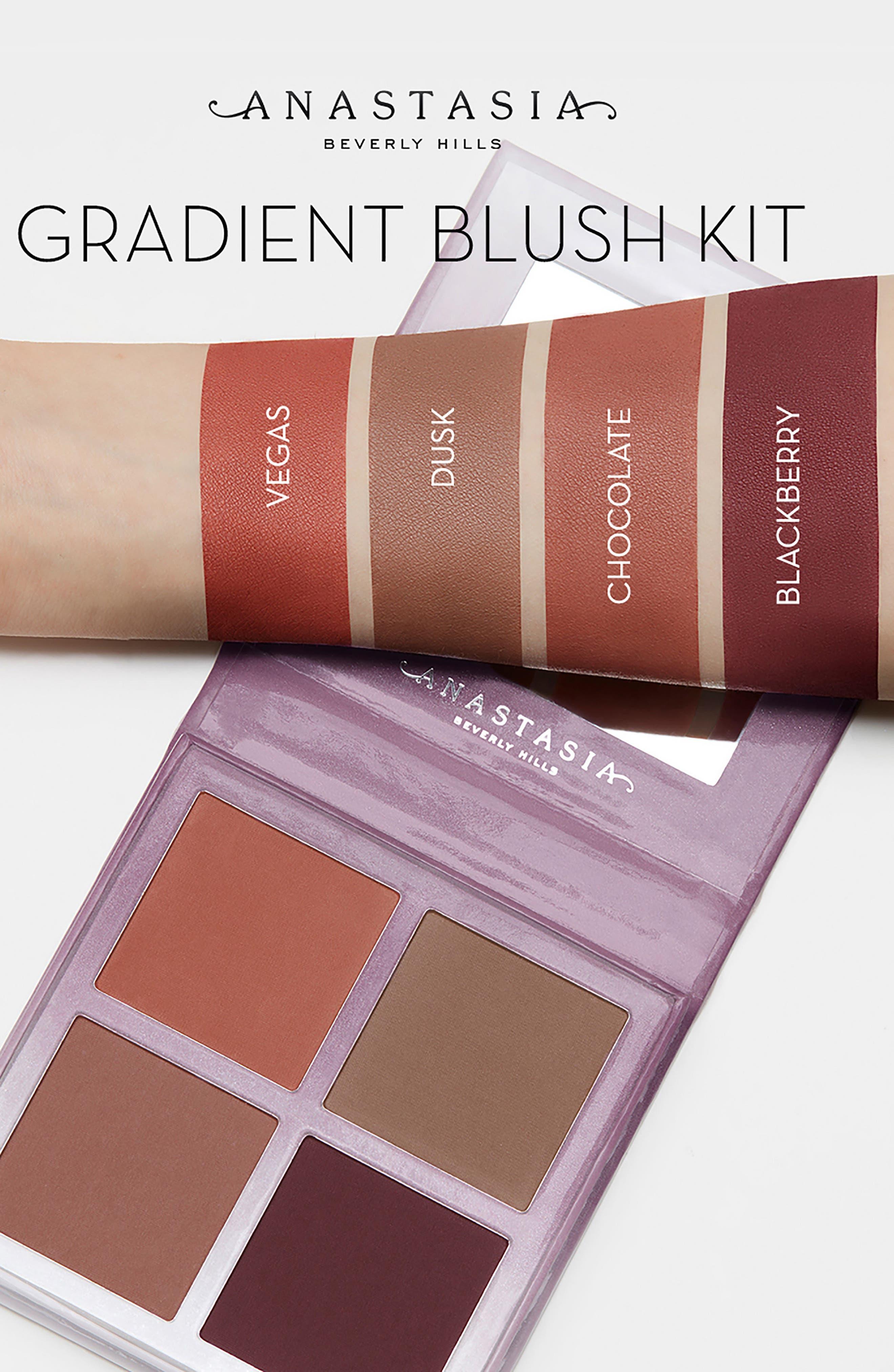 Blush Kit,                             Alternate thumbnail 6, color,                             GRADIENT