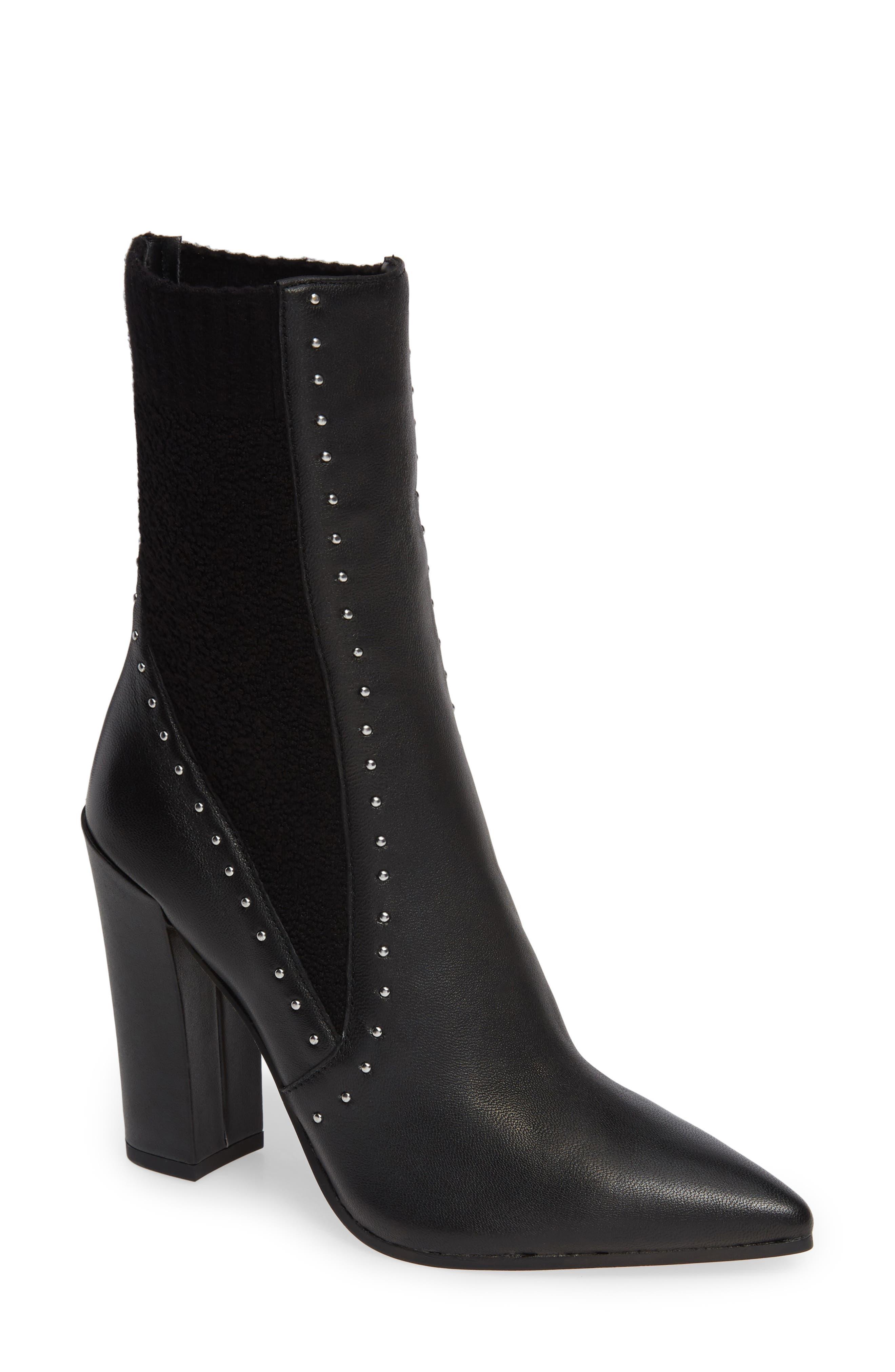 Dolce Vita Echo Sock Boot, Black