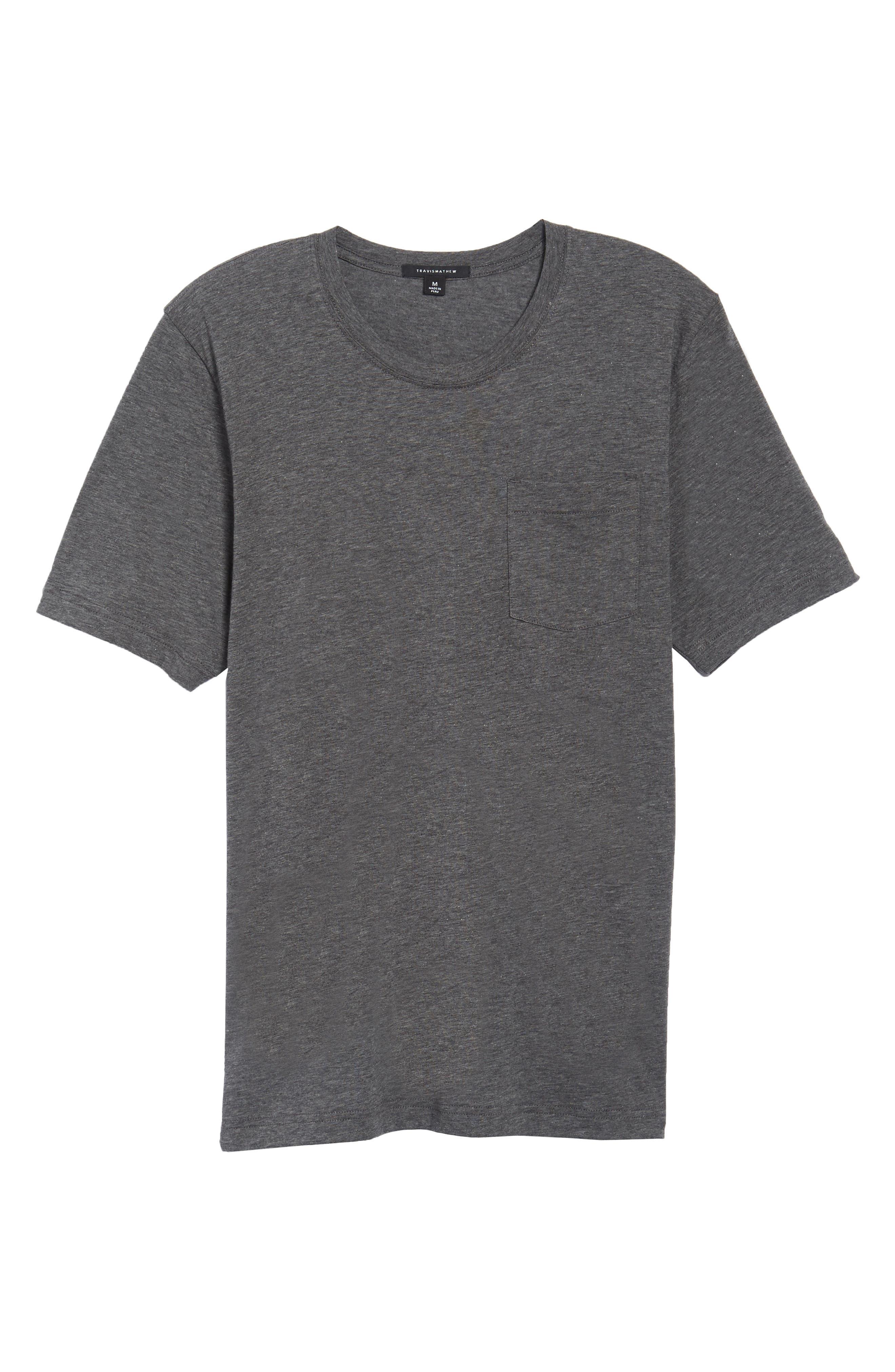Hedrick T-Shirt,                             Alternate thumbnail 6, color,                             020
