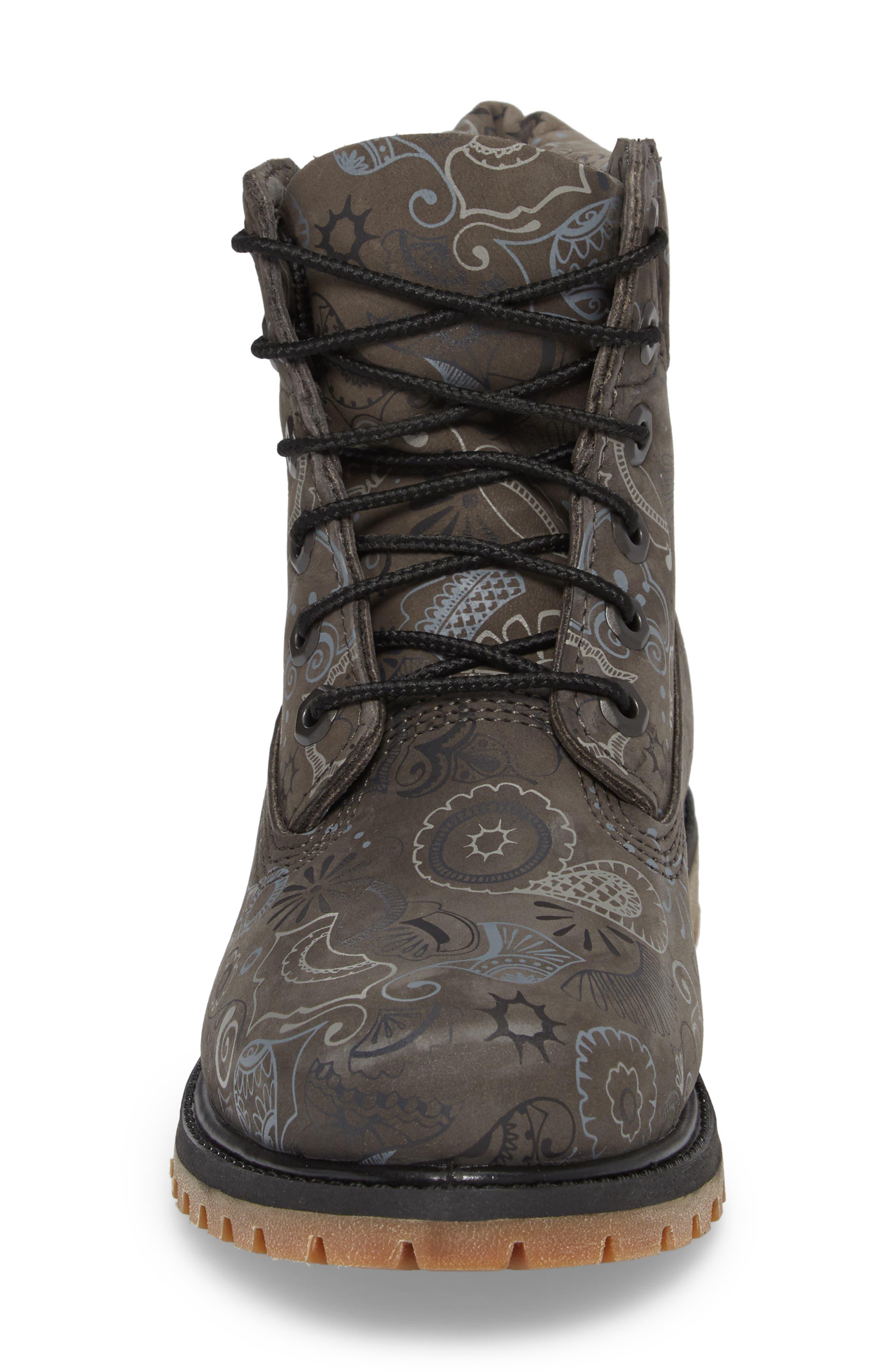 Henna Premium Boot,                             Alternate thumbnail 4, color,                             065