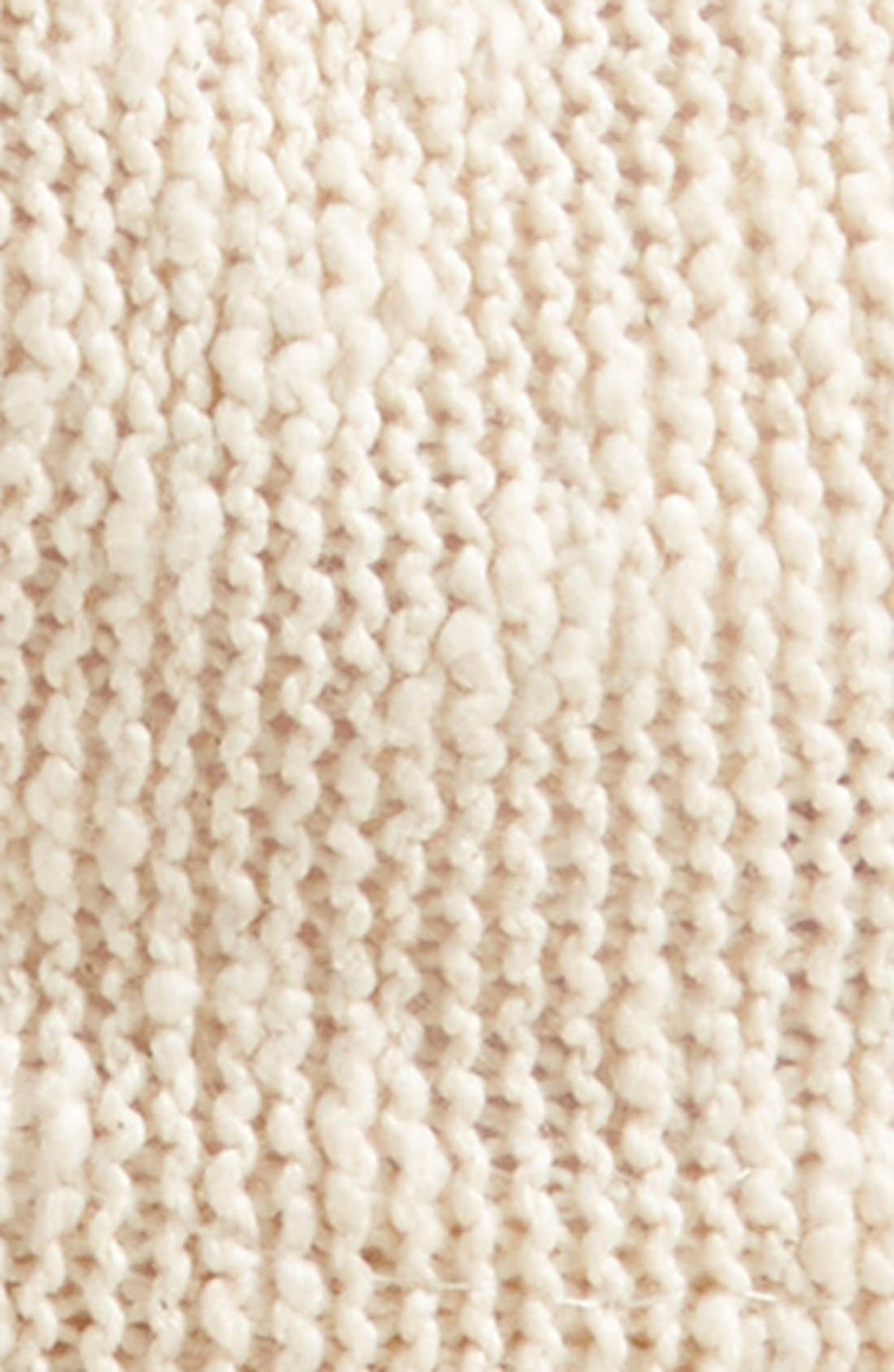 Crochet Fedora,                             Alternate thumbnail 2, color,                             900