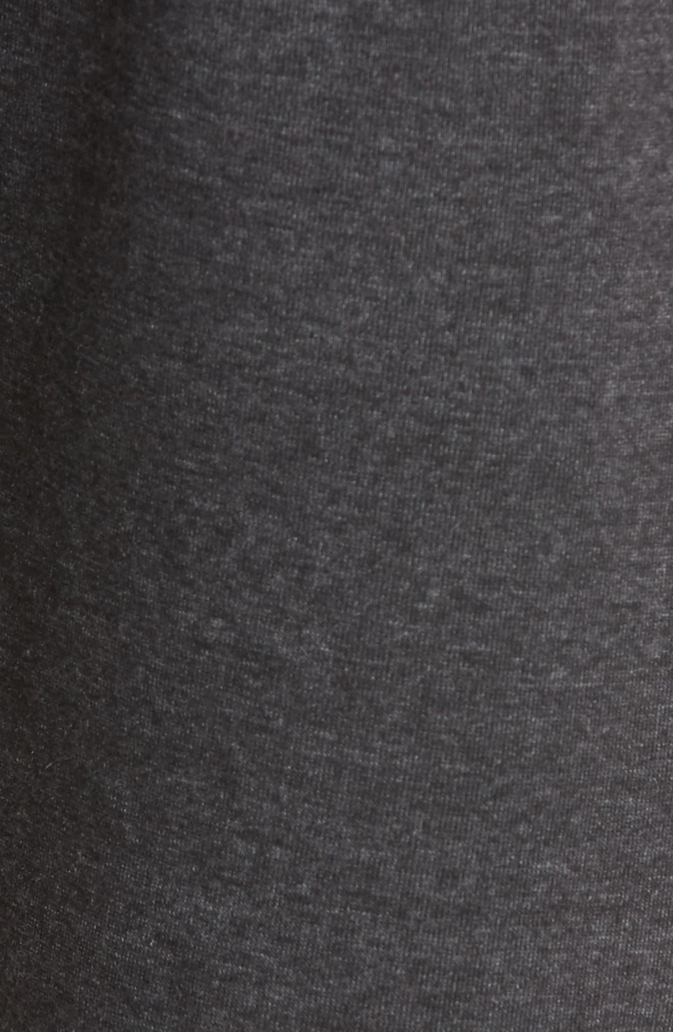 Fleece Shorts,                             Alternate thumbnail 5, color,                             030
