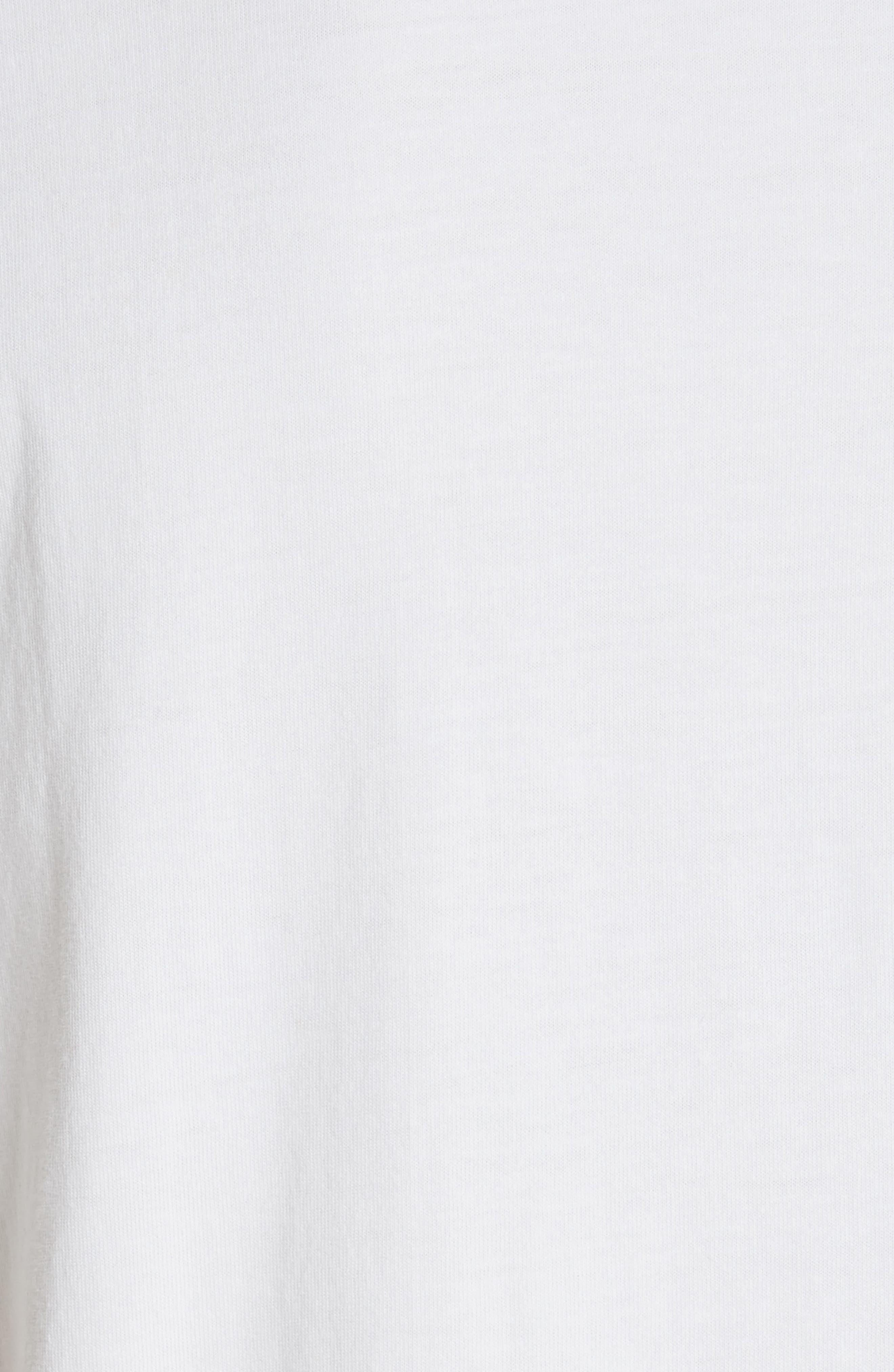 Joe Strummer Graphic T-Shirt,                             Alternate thumbnail 5, color,                             WHITE