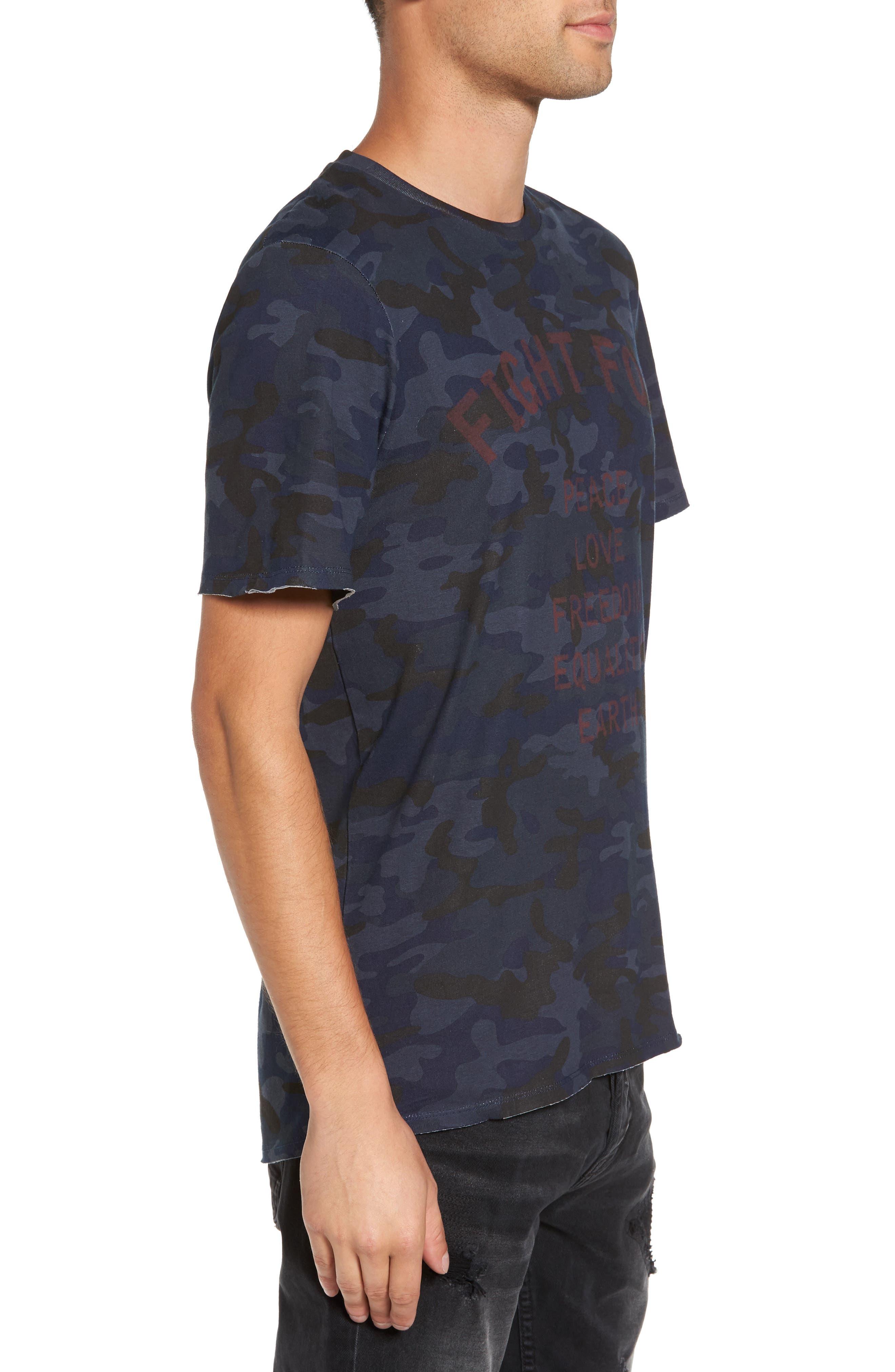 Noght T-Shirt,                             Alternate thumbnail 3, color,                             001